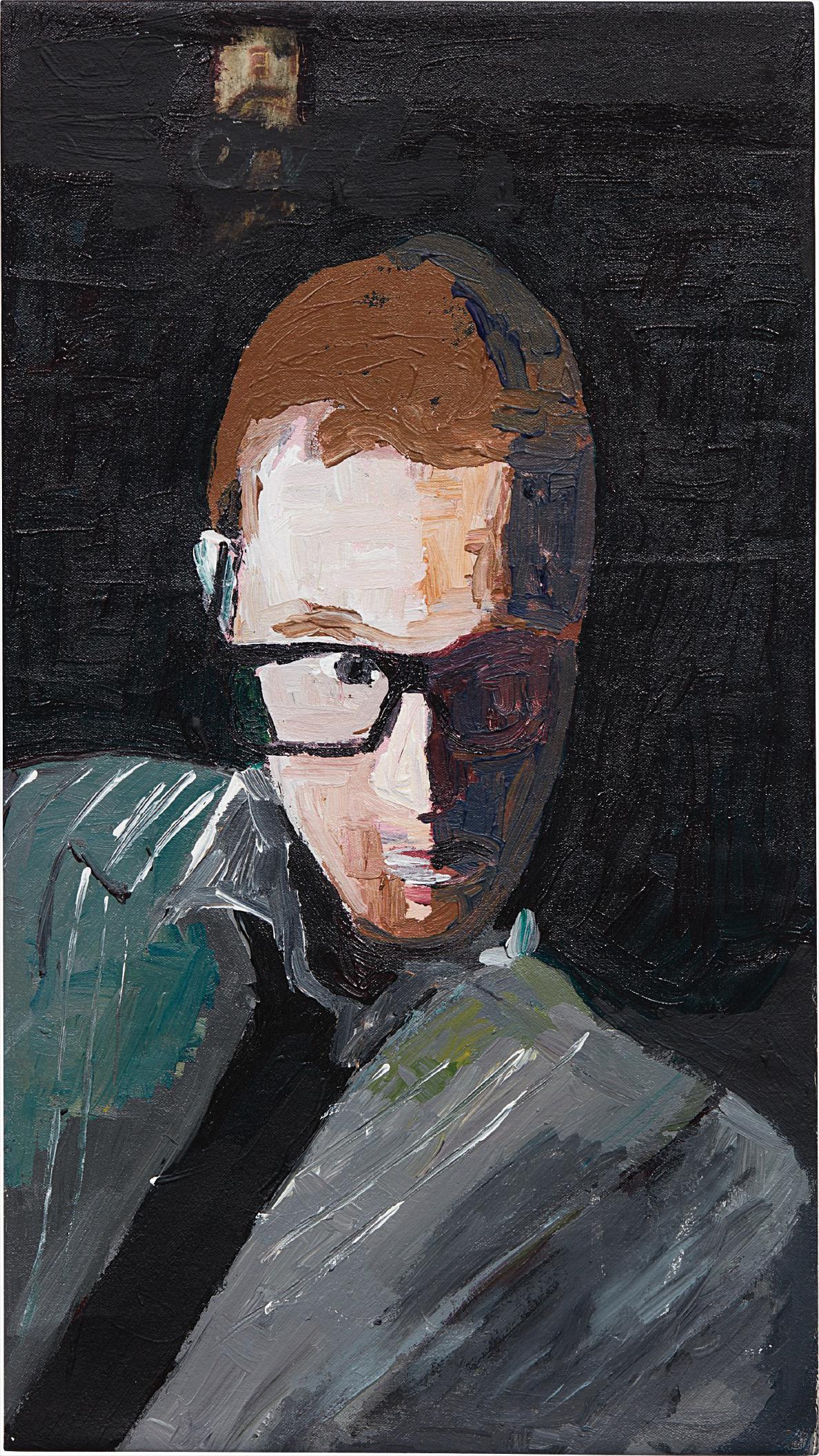 Henry Taylor-Armani-2004