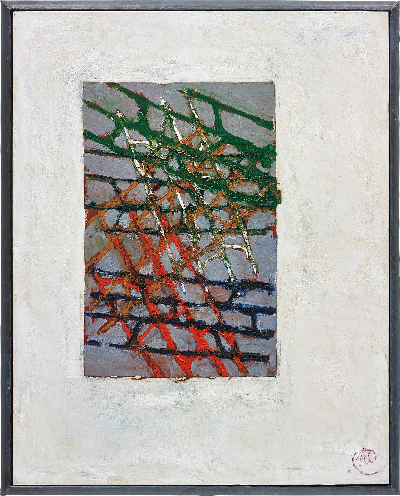 Markus Lupertz-Gitterbild-1999