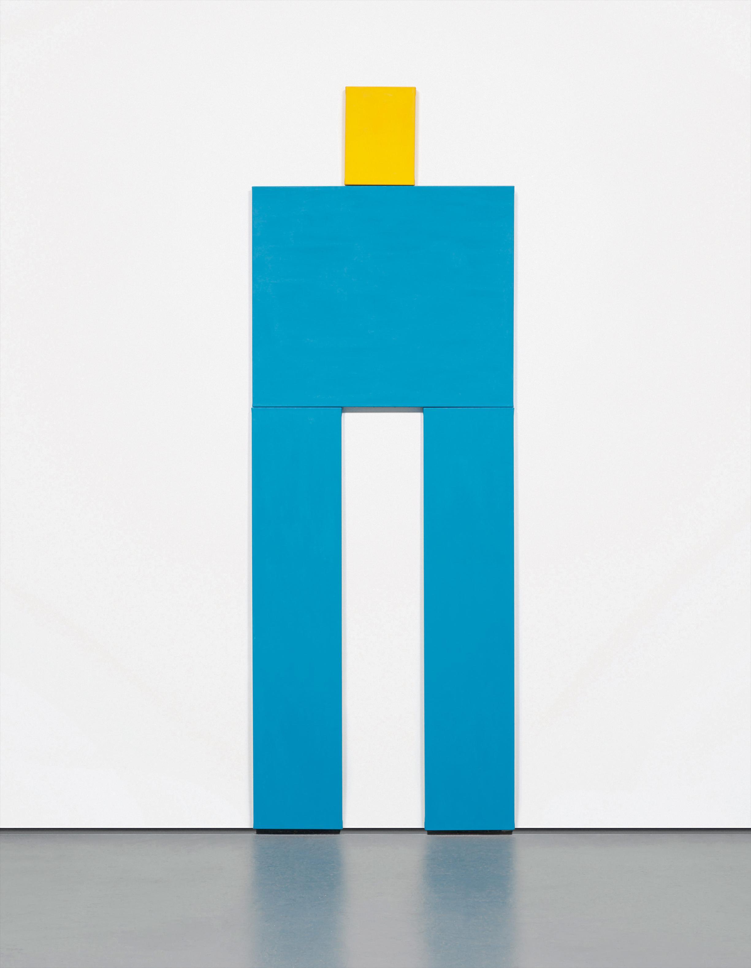 Joe Bradley-Standing Figure (Robot)-2007