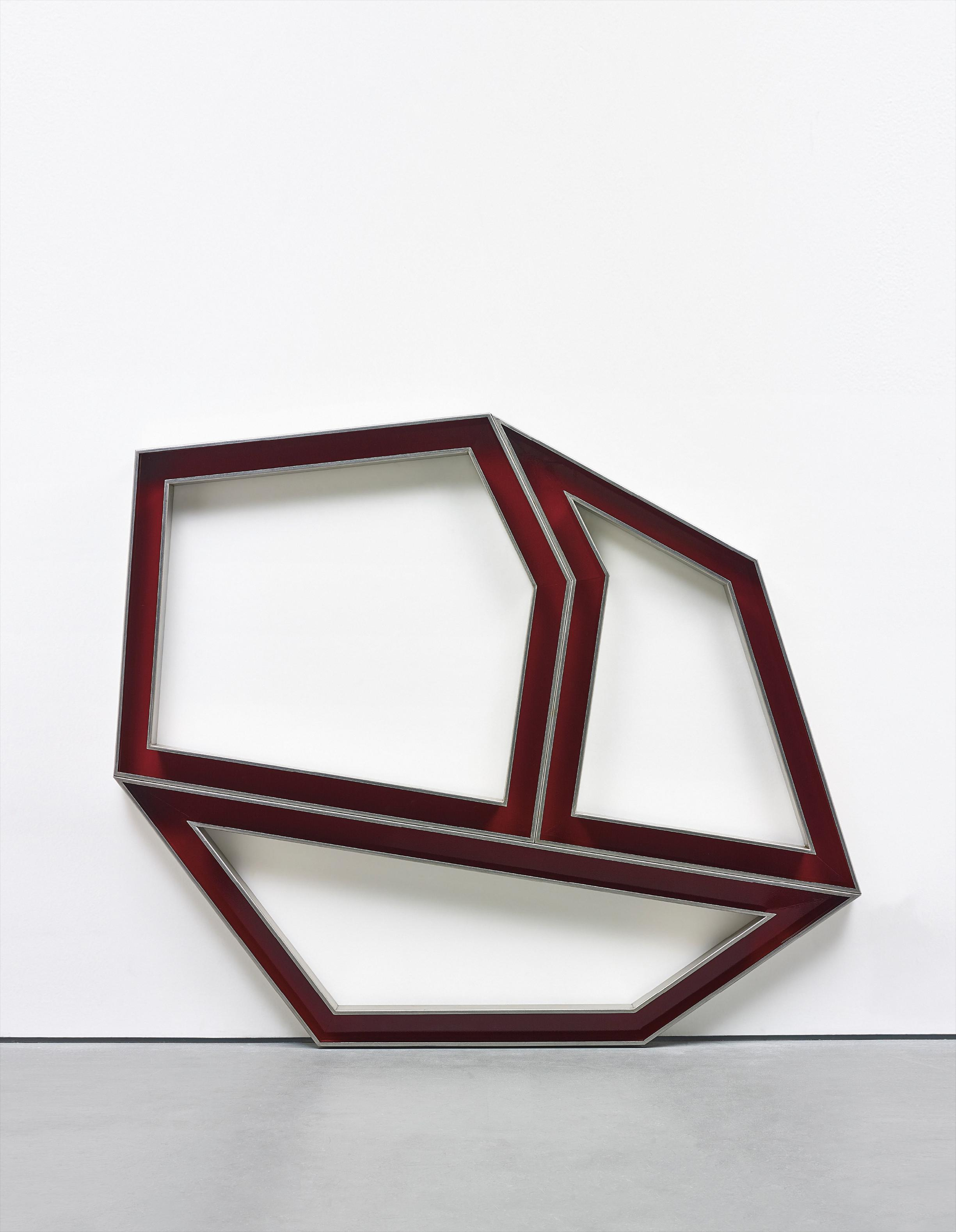 Richard Deacon-Alphabet T-2014