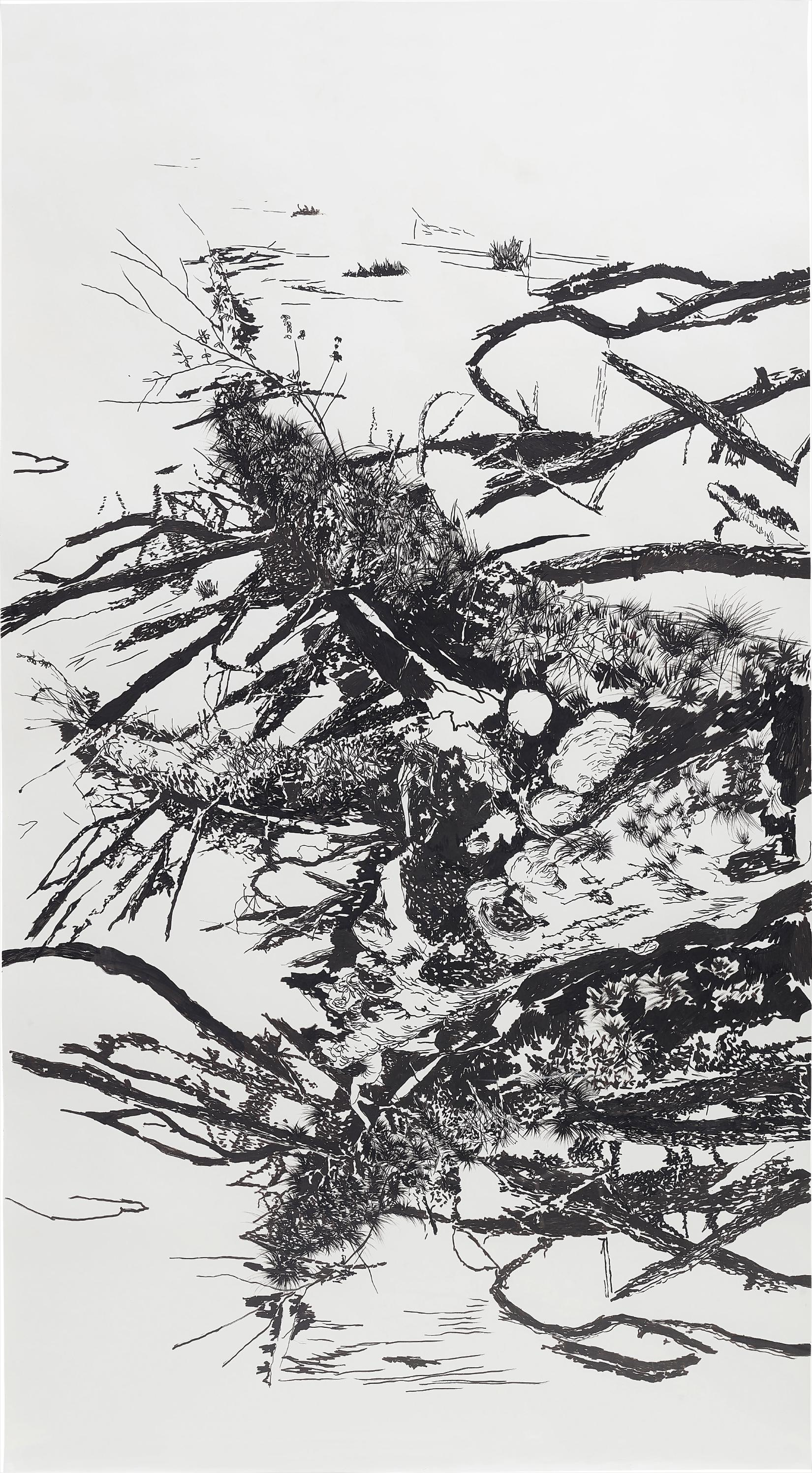 Yehudit Sasportas - Sagiterious Ghost-2005