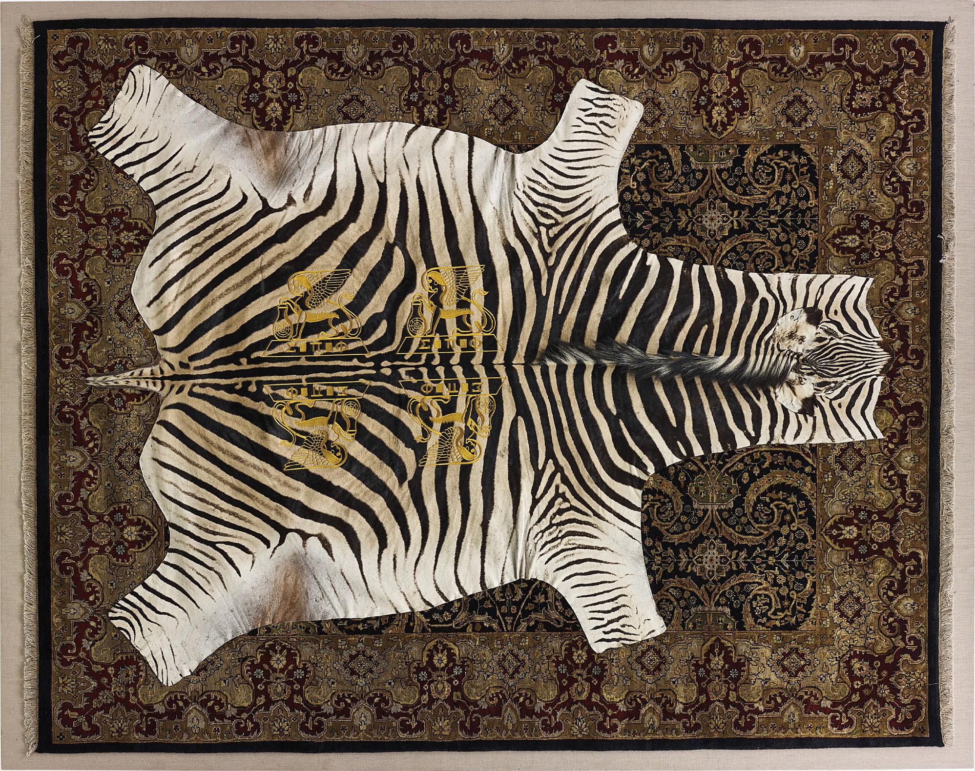 Rashid Johnson-Two Rugs-2010