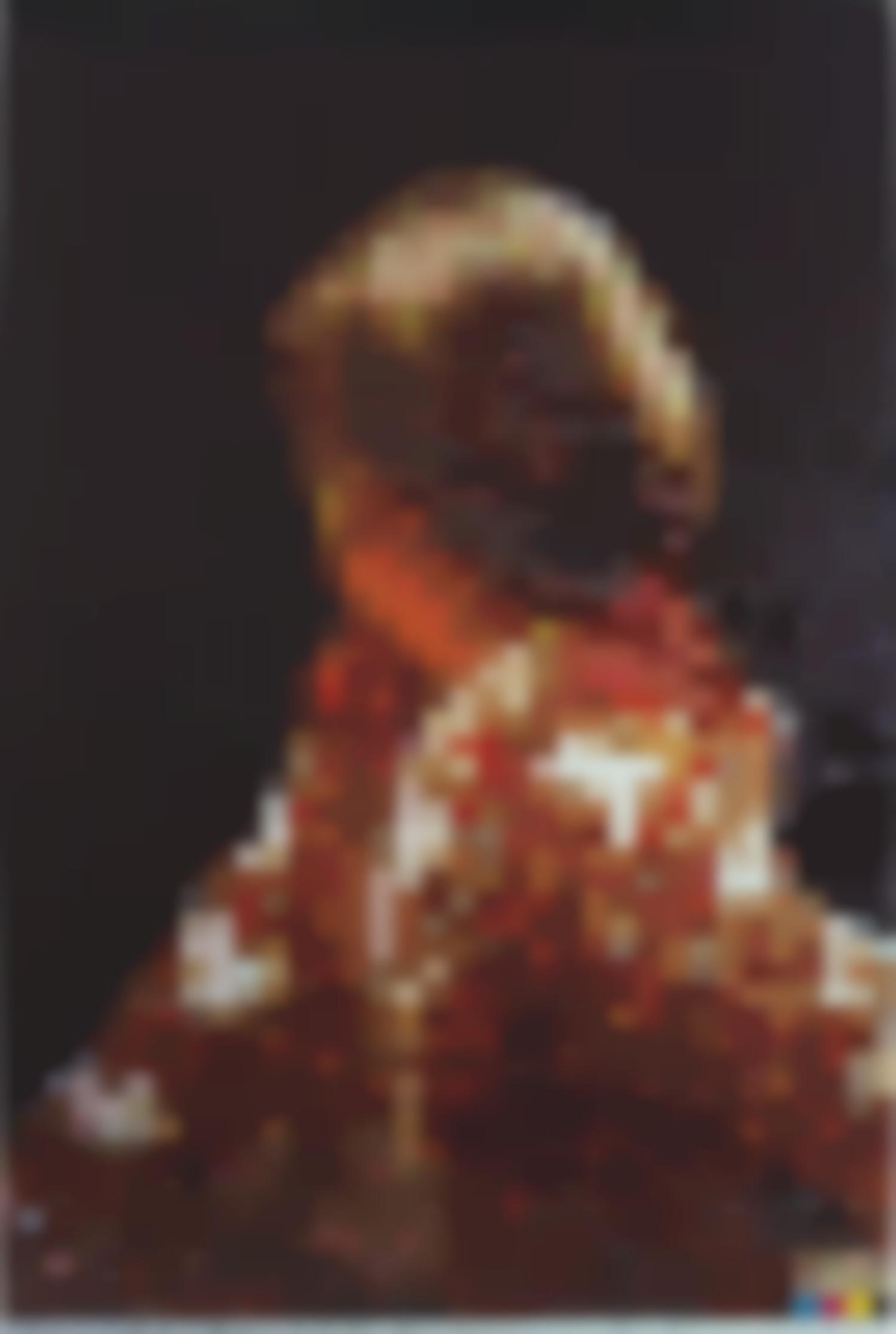 Vik Muniz-After Gerhard Richter (From Pictures Of Colour)-2001