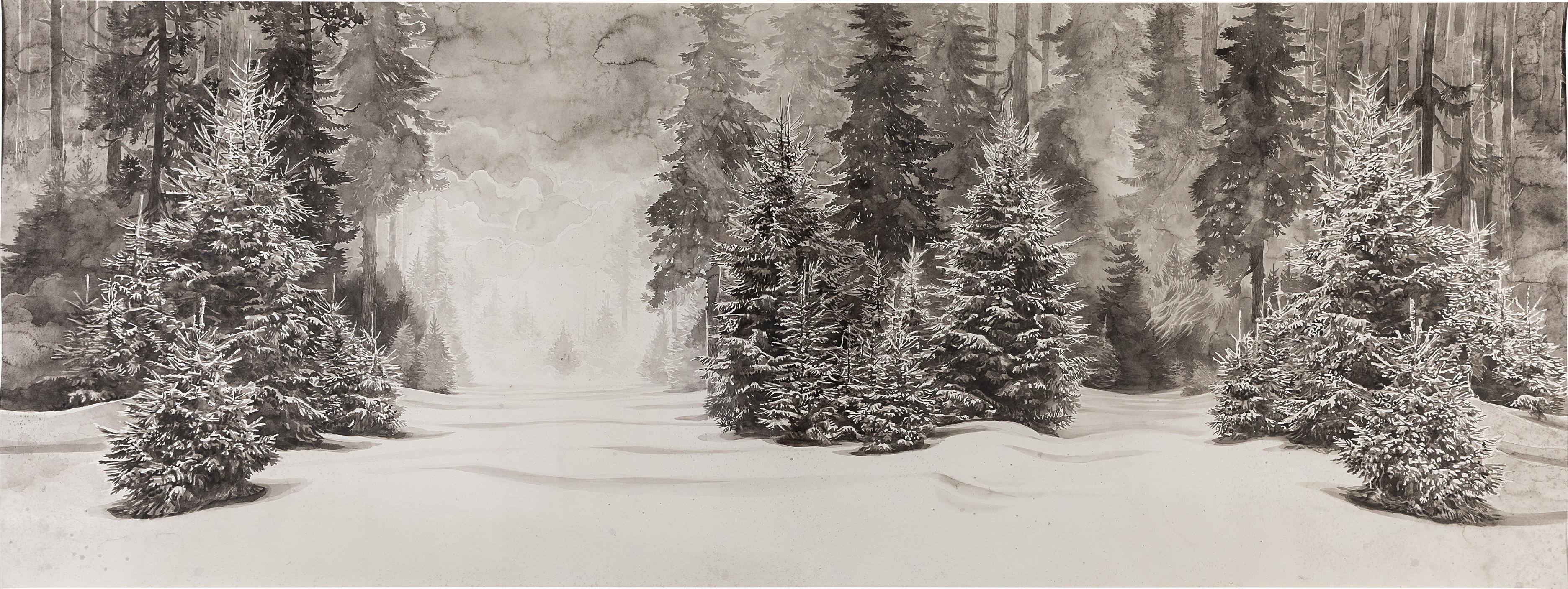 Hans Op de Beeck-Snowscape (8)-2017