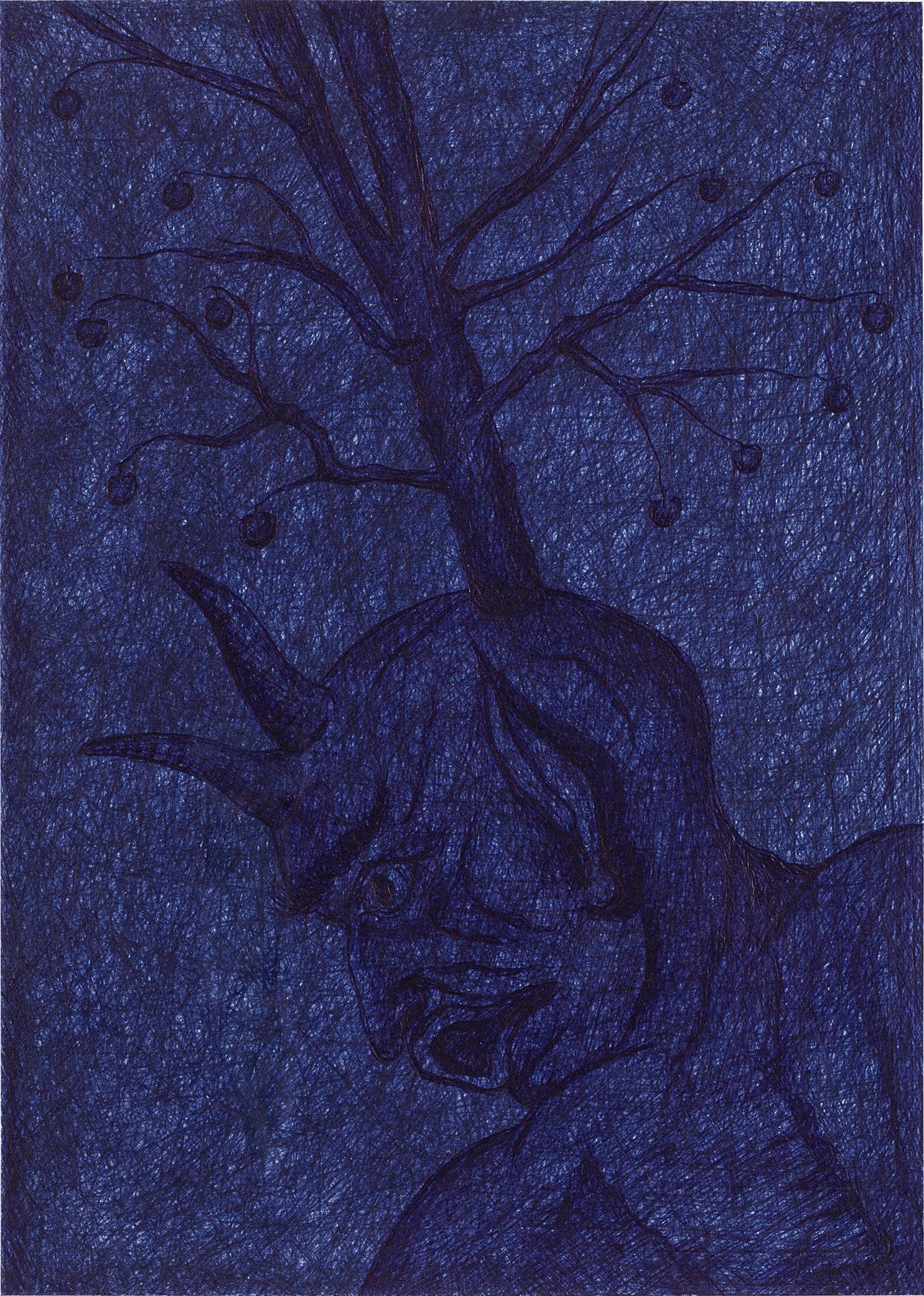 Jan Fabre-Het Denken Van Het Verbodene (La Pensee De L`Interdit// Thinking The Forbidden)-1986