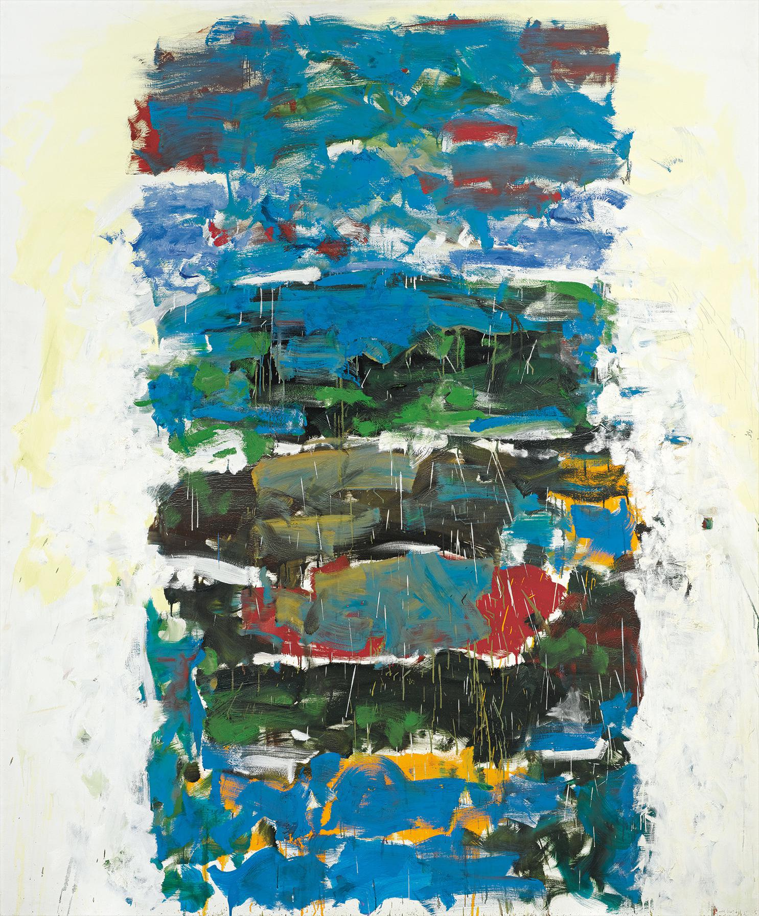 Joan Mitchell-Champs-1990