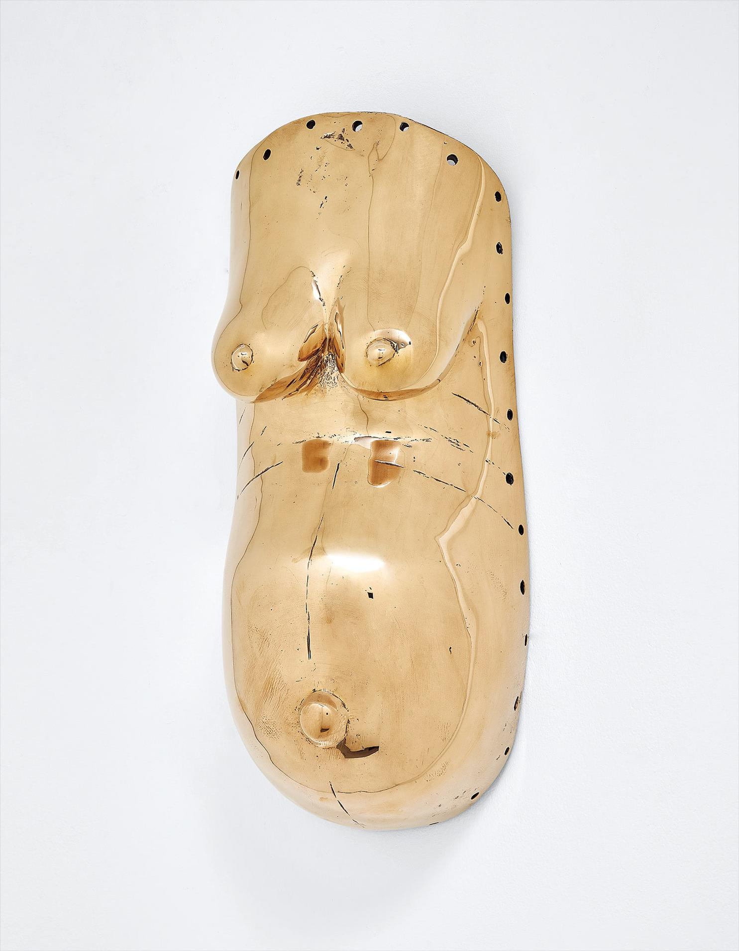 Sherrie Levine-Body Mask-2007