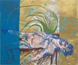 Martin Kippenberger-Ohne Titel (Aus Der Serie Das Floss Der Medusa)-1996