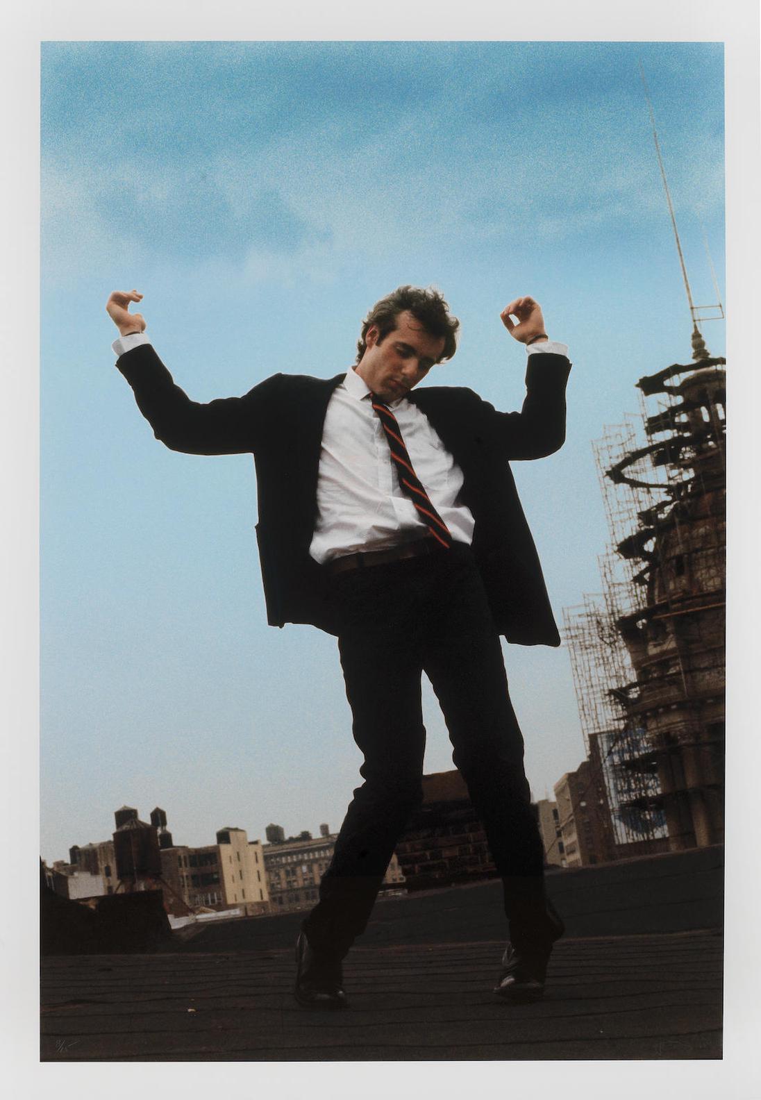 Robert Longo-Men In The Cities: Untitled 1-2005