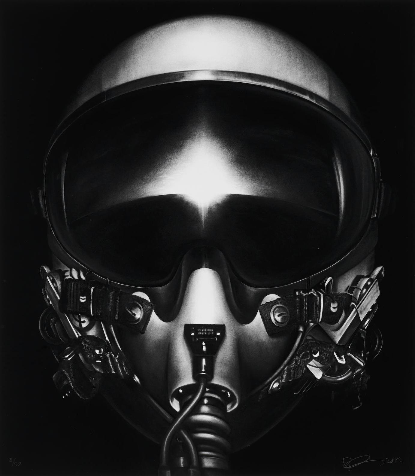 Robert Longo-Untitled (Adam)-2012