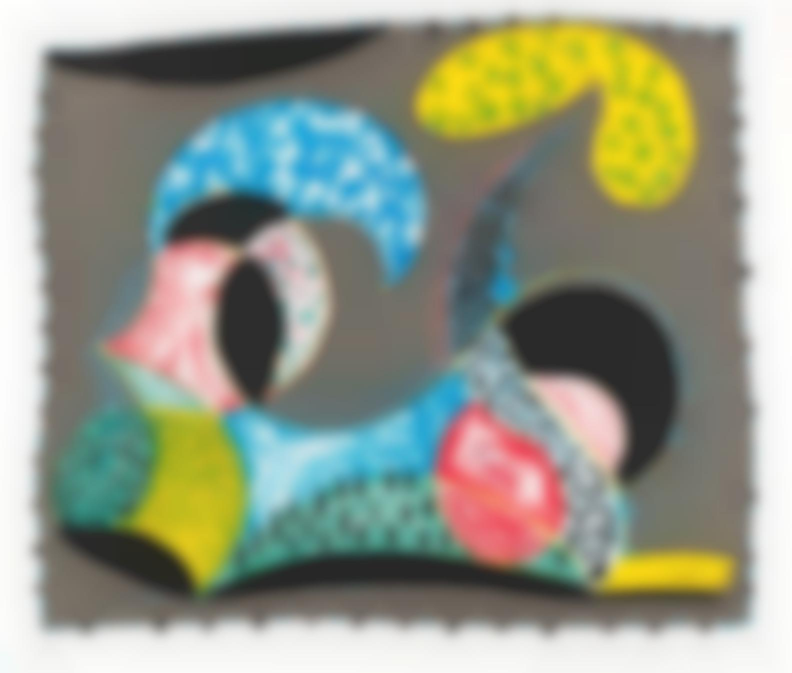 David Hockney-Warm Start, From Some New Prints (Mca Tokyo 337)-1993
