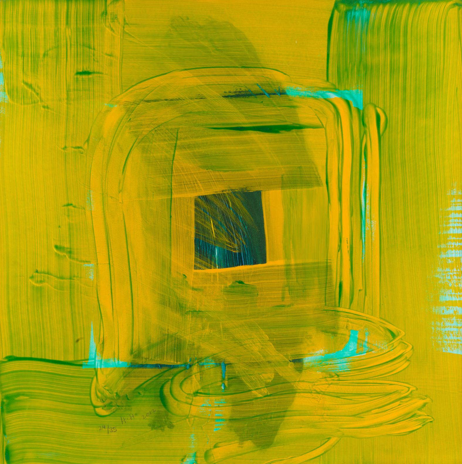 Sir Howard Hodgkin - Heat-2012
