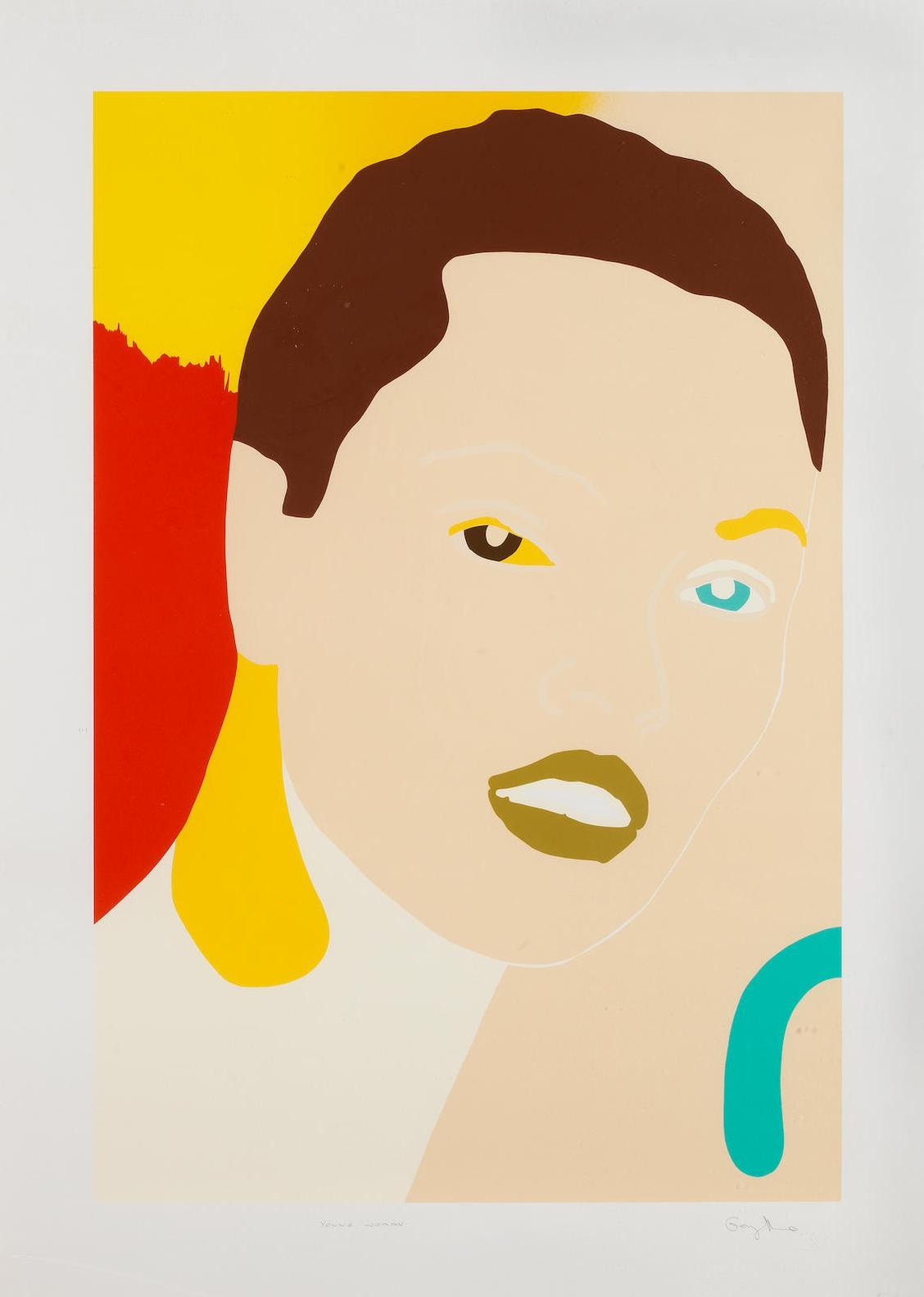 Gary Hume-Portraits-1998