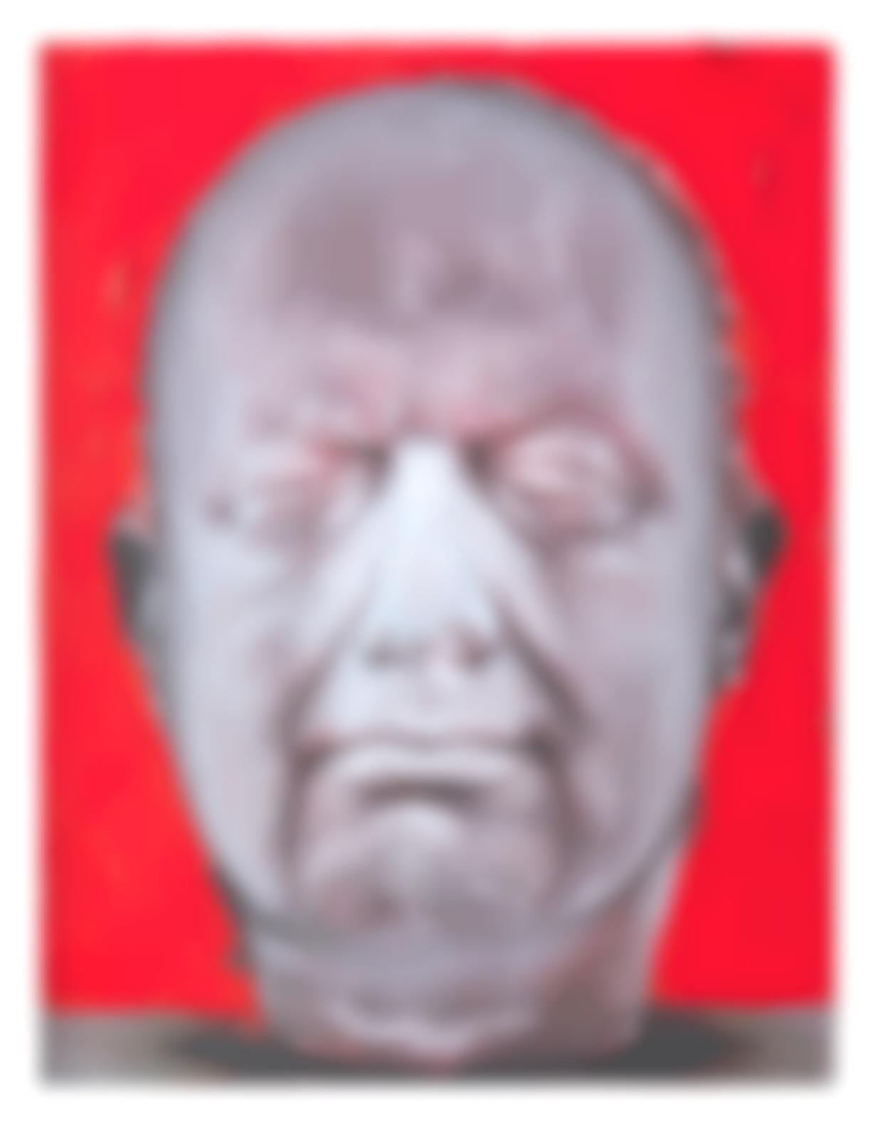 Marc Quinn-Self (Red)-2006