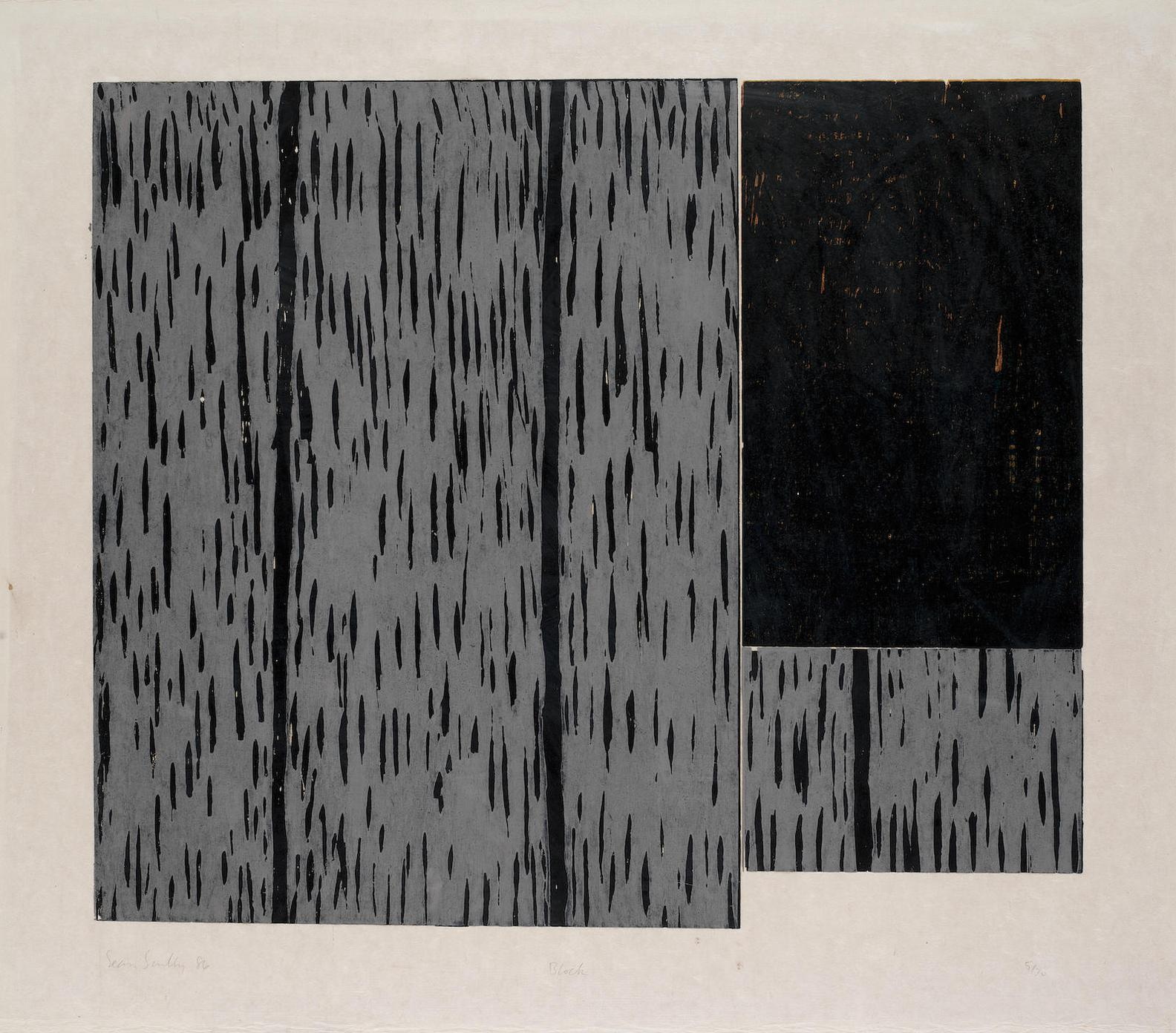 Sean Scully-Block-1986