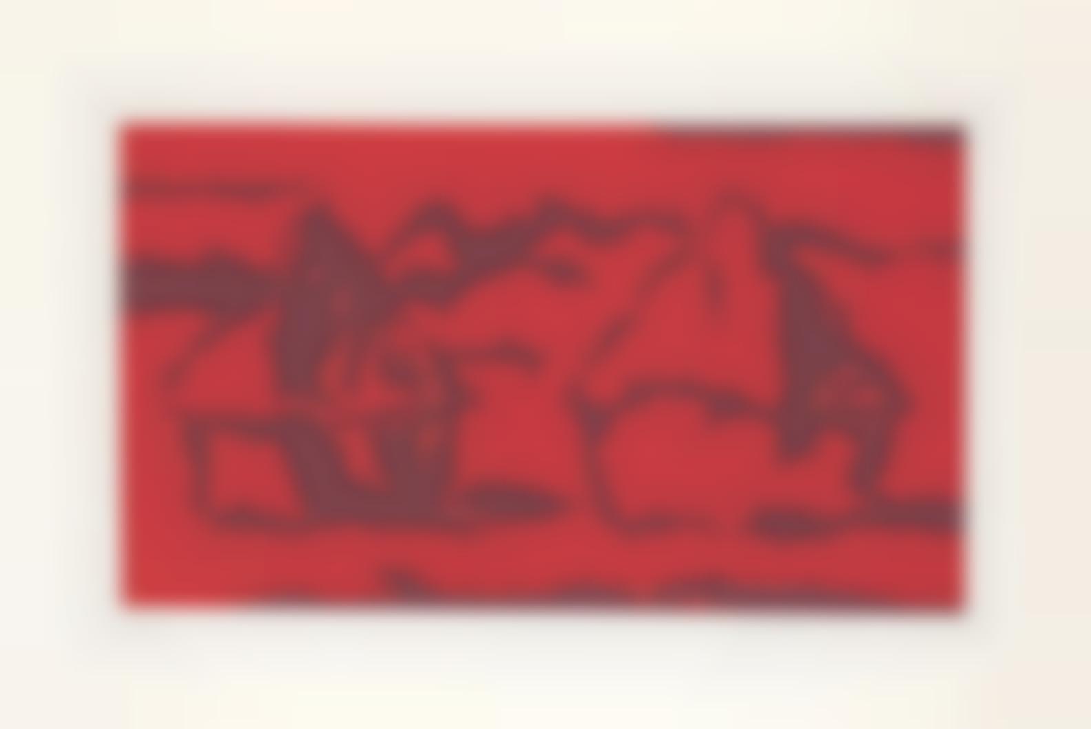 Roy Lichtenstein-Haystack 5 (Corlett 69)-1969
