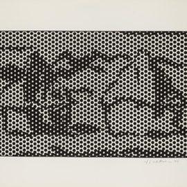 Roy Lichtenstein-Haystack 7 (Corlett 74)-1969
