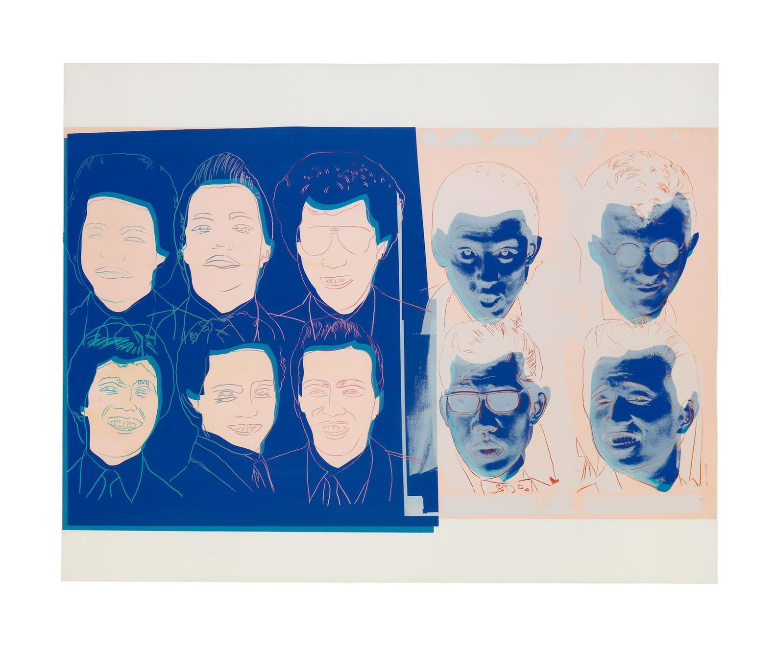 Andy Warhol-Rats & Star (Feldman & Schellmann IIIb.21)-1983