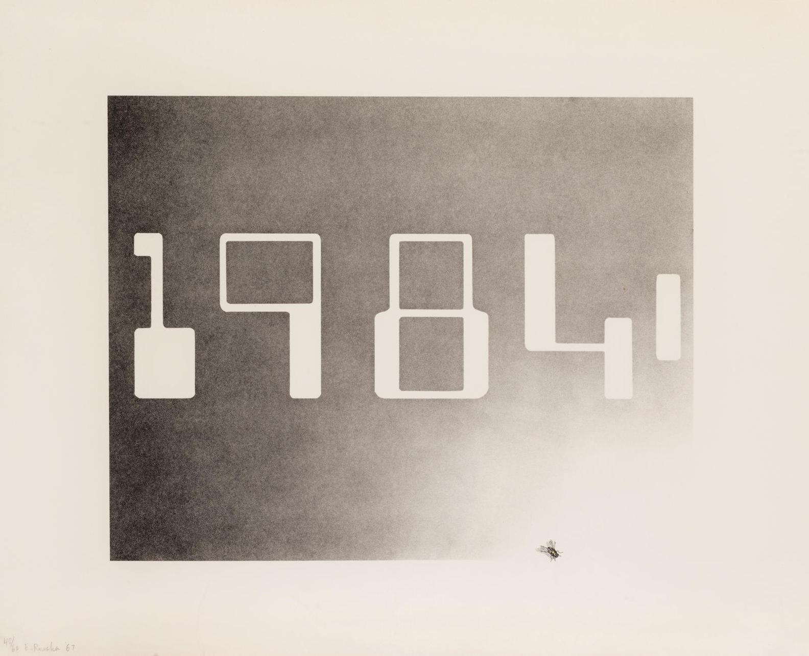 Ed Ruscha-1984 (Walk Art Center 6)-1967