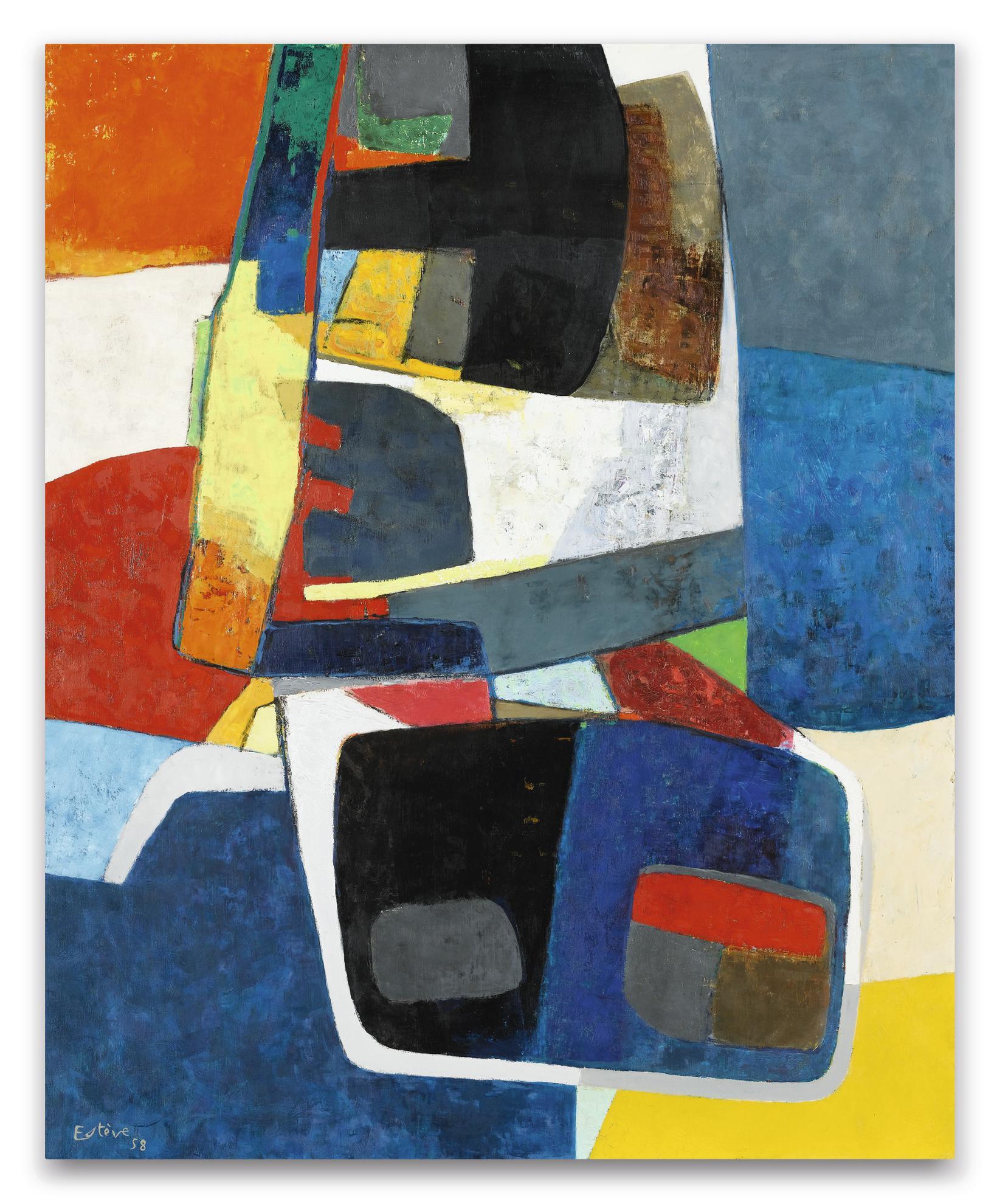 Maurice Esteve-Vermuse-1958