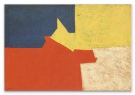 Serge Poliakoff-Composition Abstraite-1951