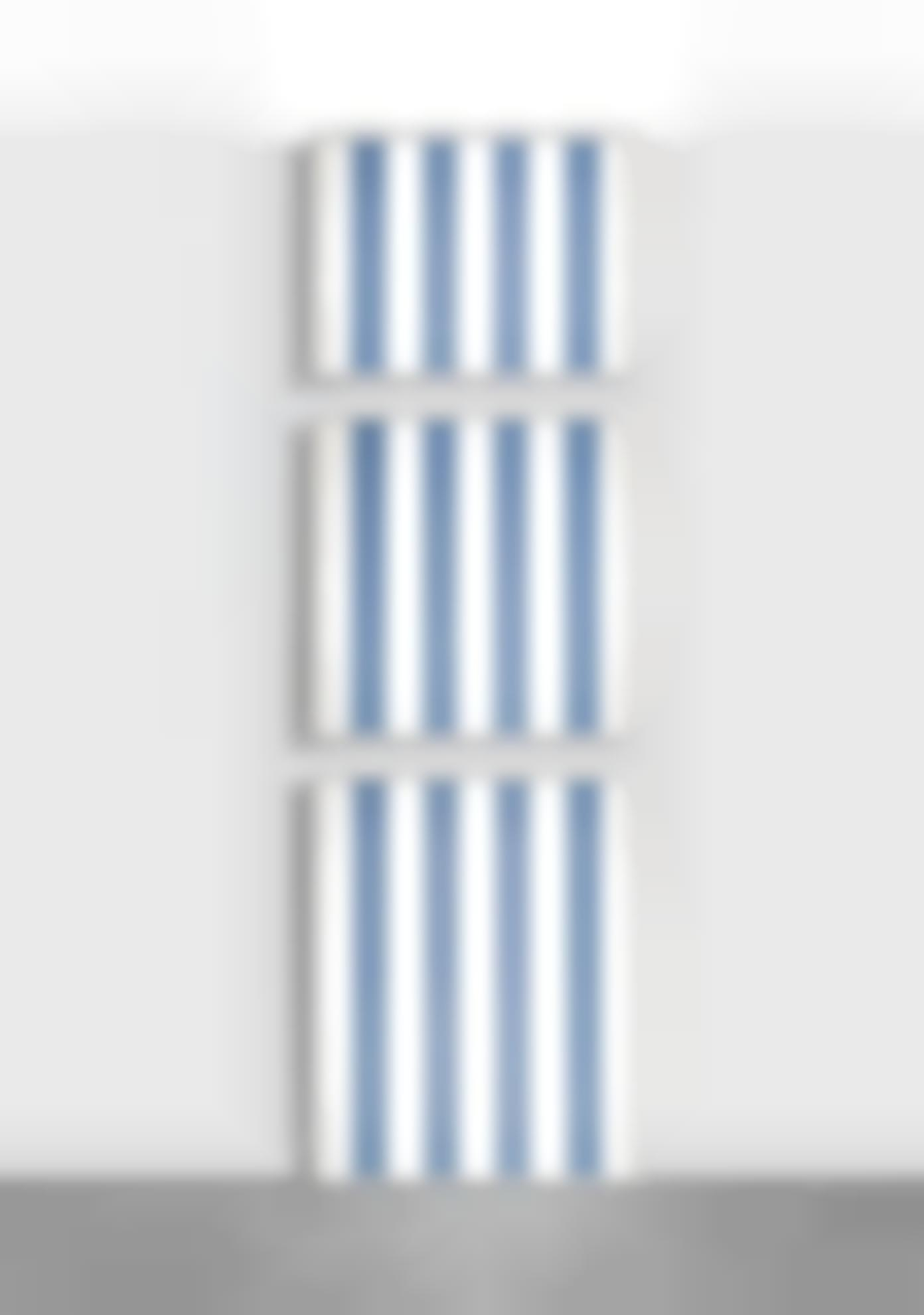 Daniel Buren-Three Light Boxes For One Wall-1989