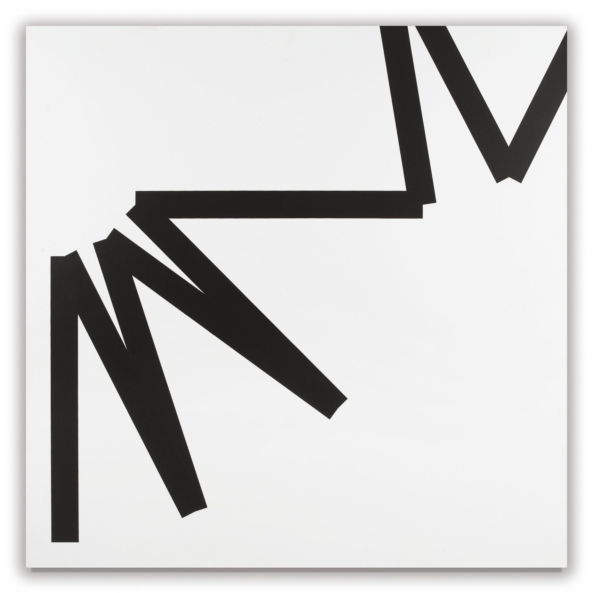 Francois Morellet-Π Puissant N°5, 1=9°-2004