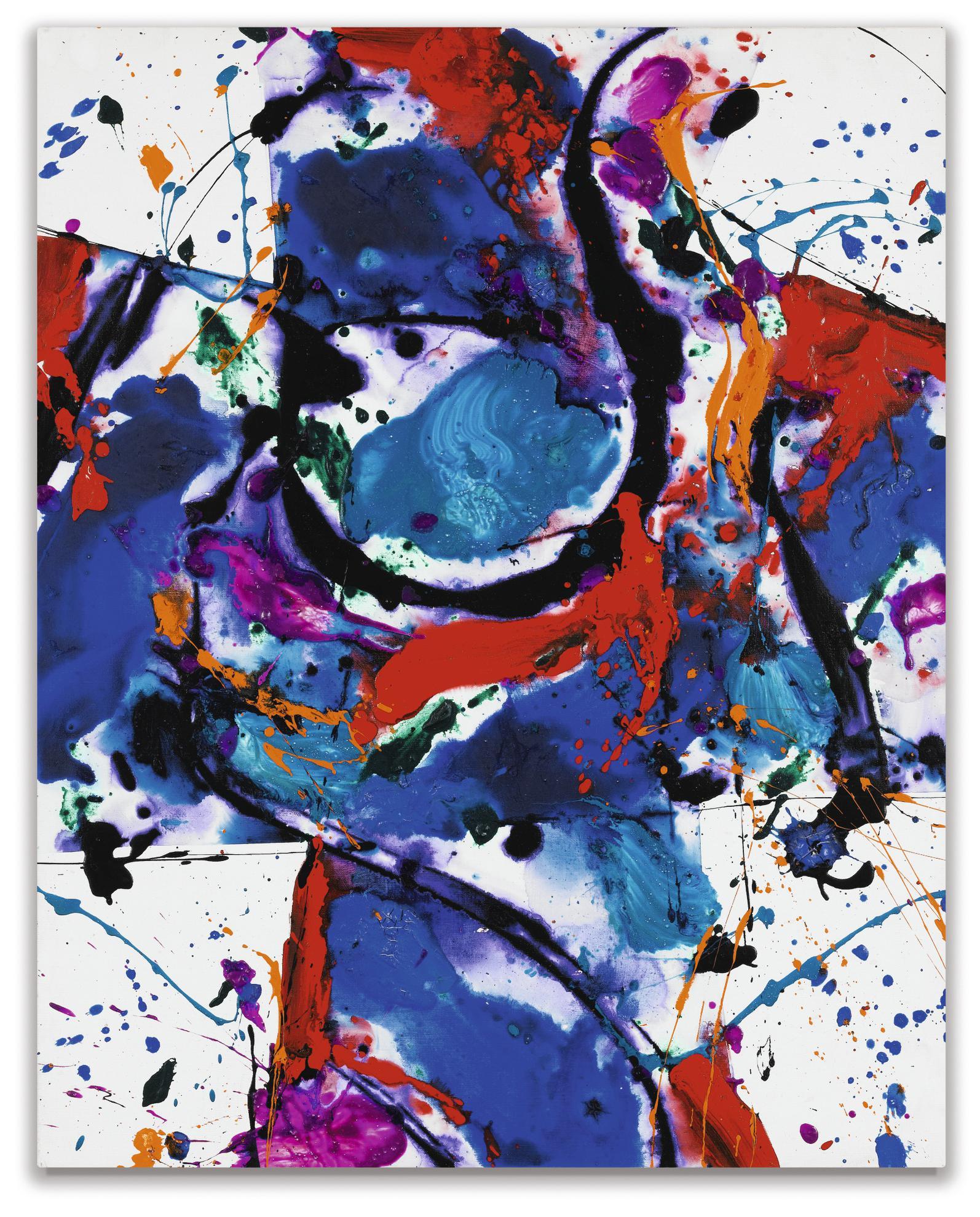 Sam Francis-Untitled (Sff.998)-1984