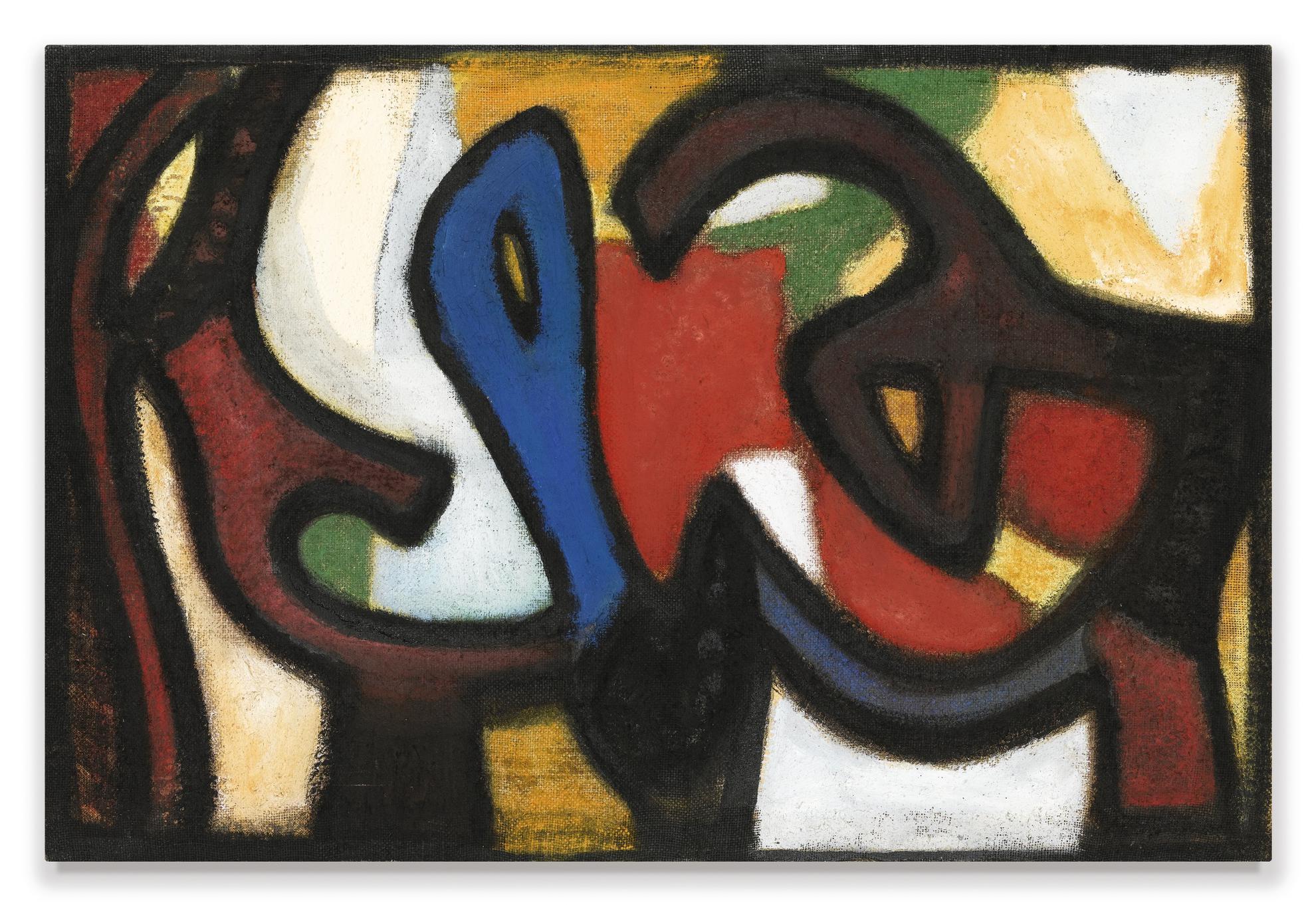 Jean-Michel Atlan-Untitled-1959