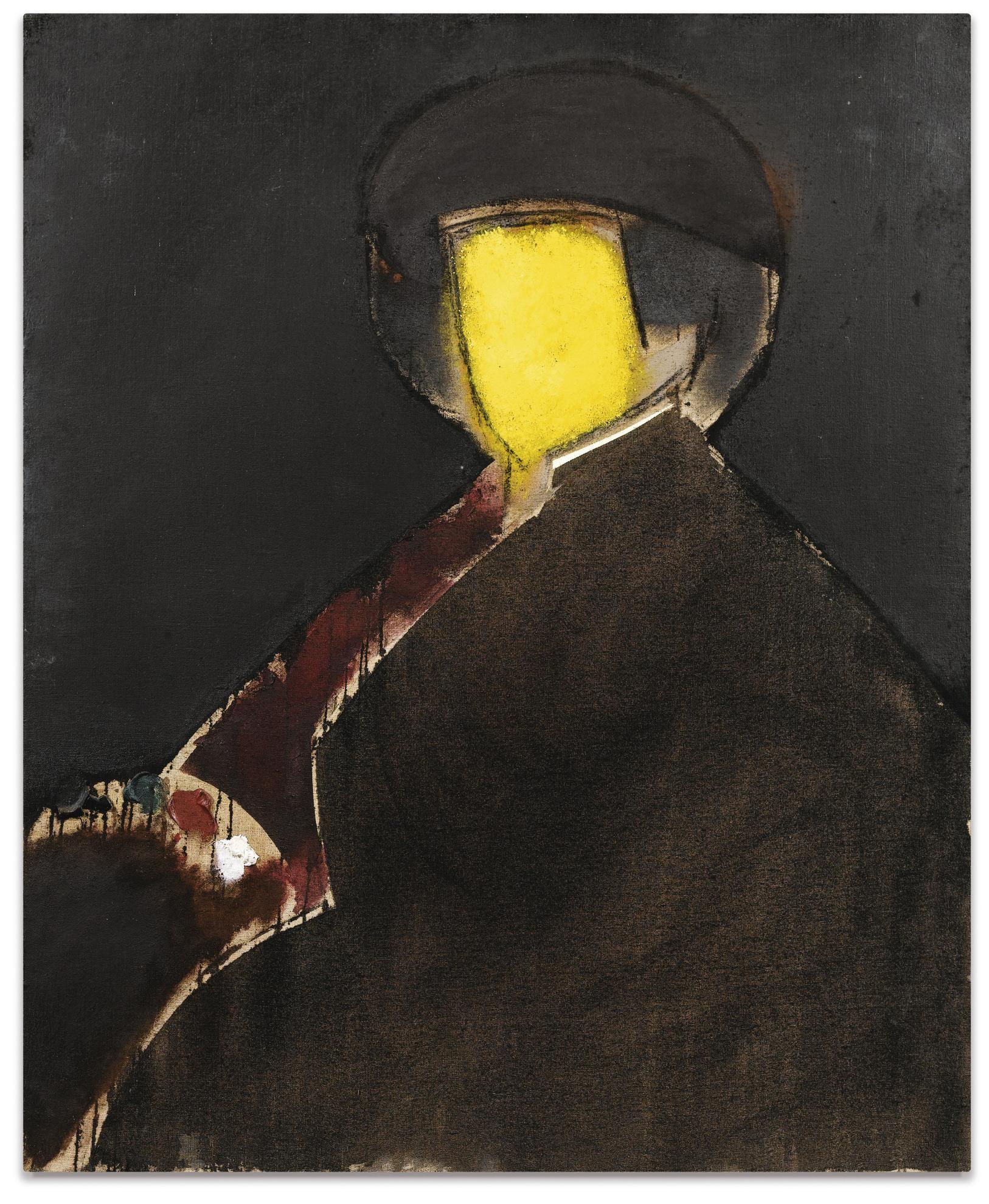 Manolo Valdes-La Paleta De Rembrandt-1987