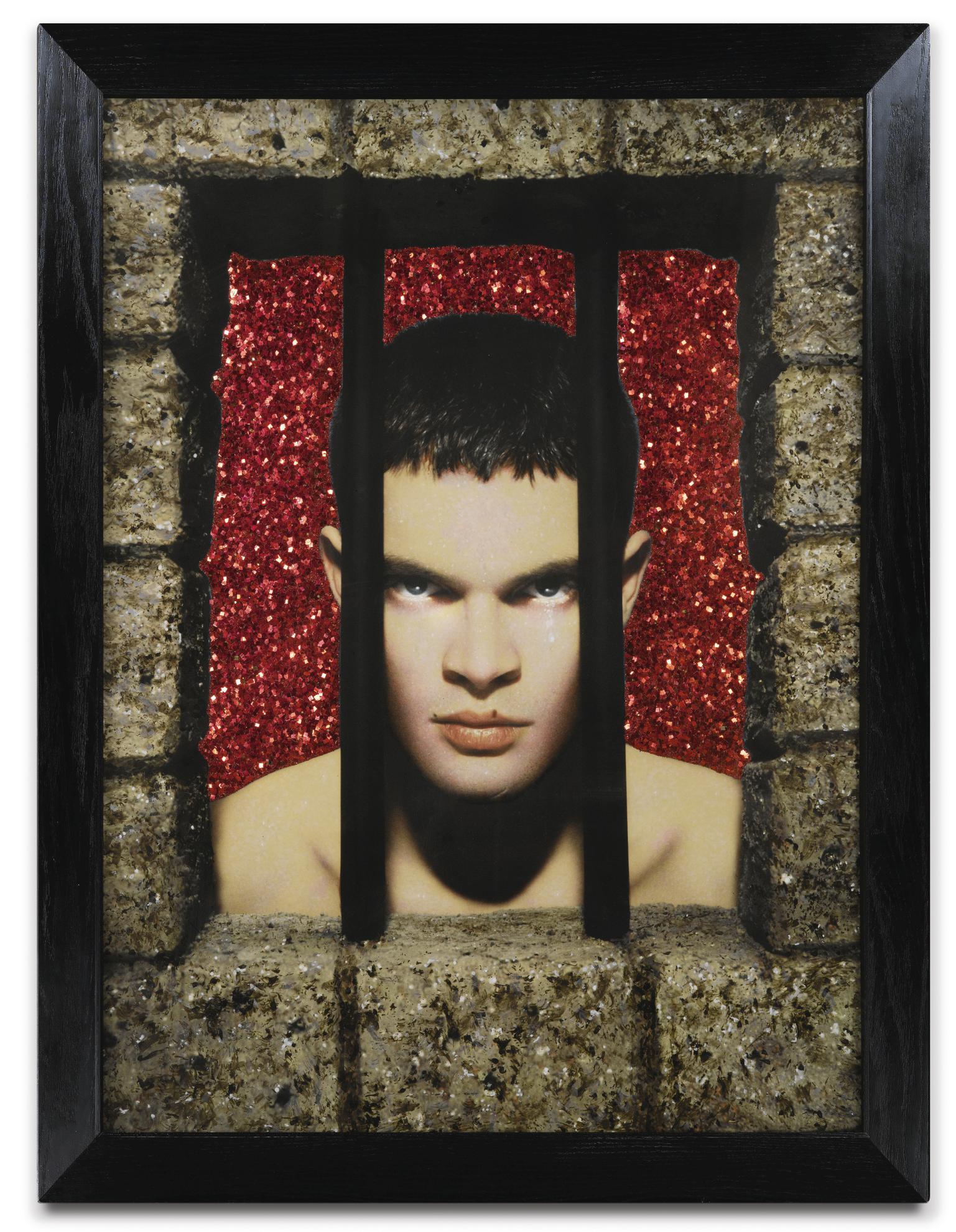 Pierre et Gilles-Le Prisonnier (Laurent Combes)-1994