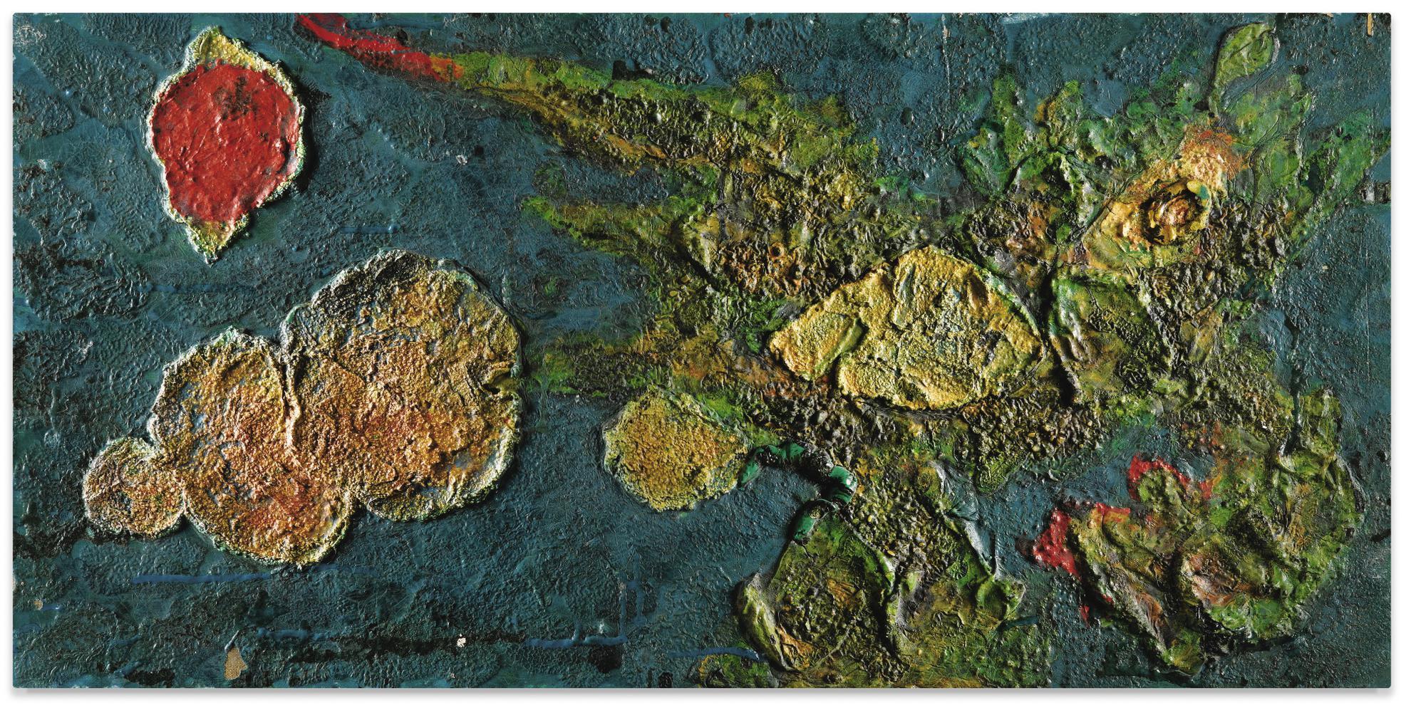 Toshimitsu Imai-Composition-1961