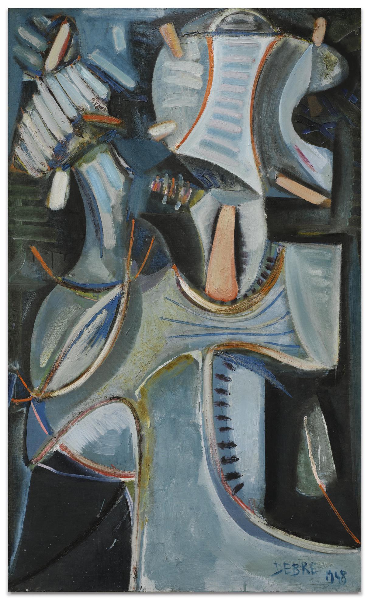 Olivier Debre-Signe, Musicien-1948