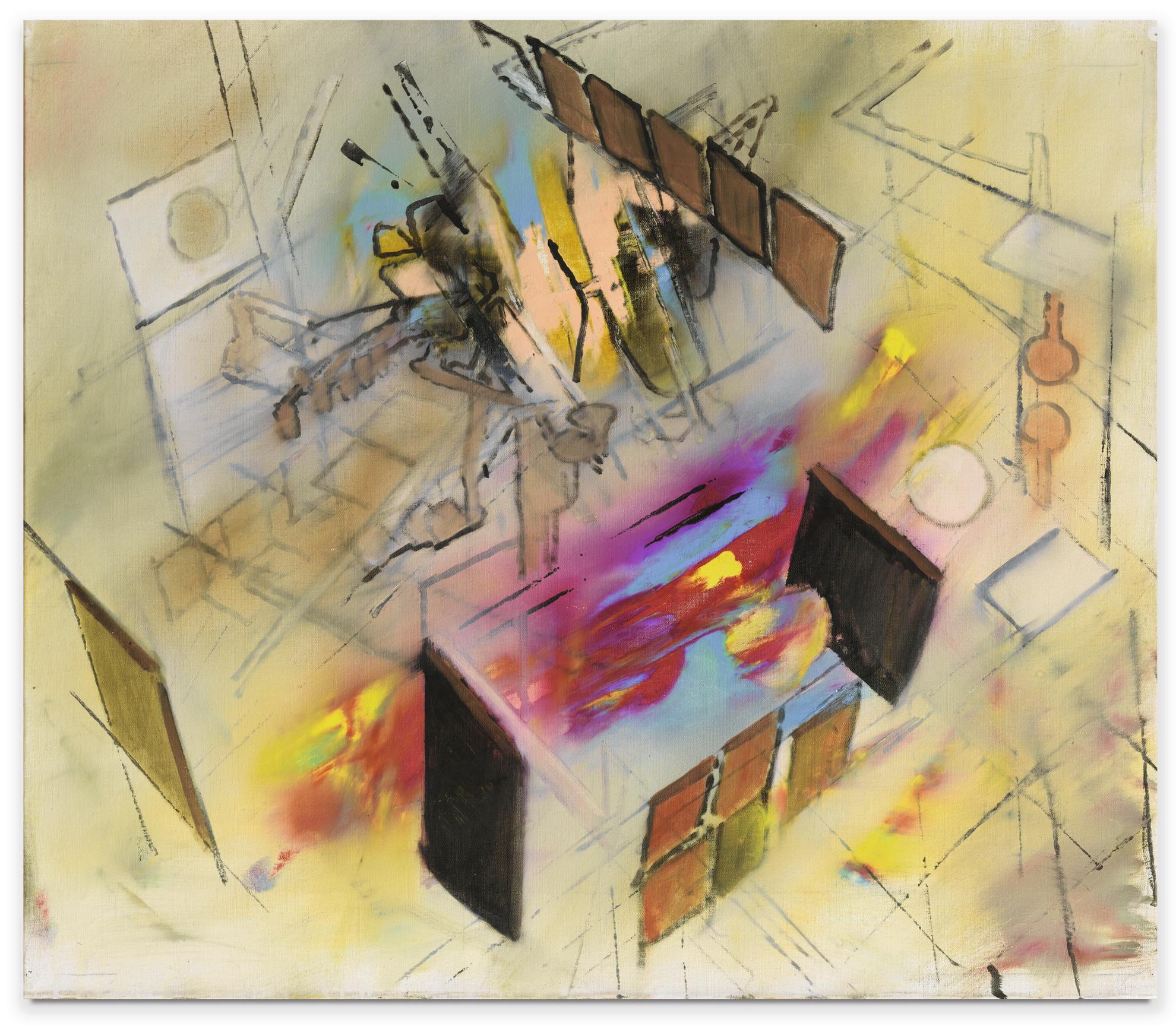 Roberto Matta-Untitled-1959