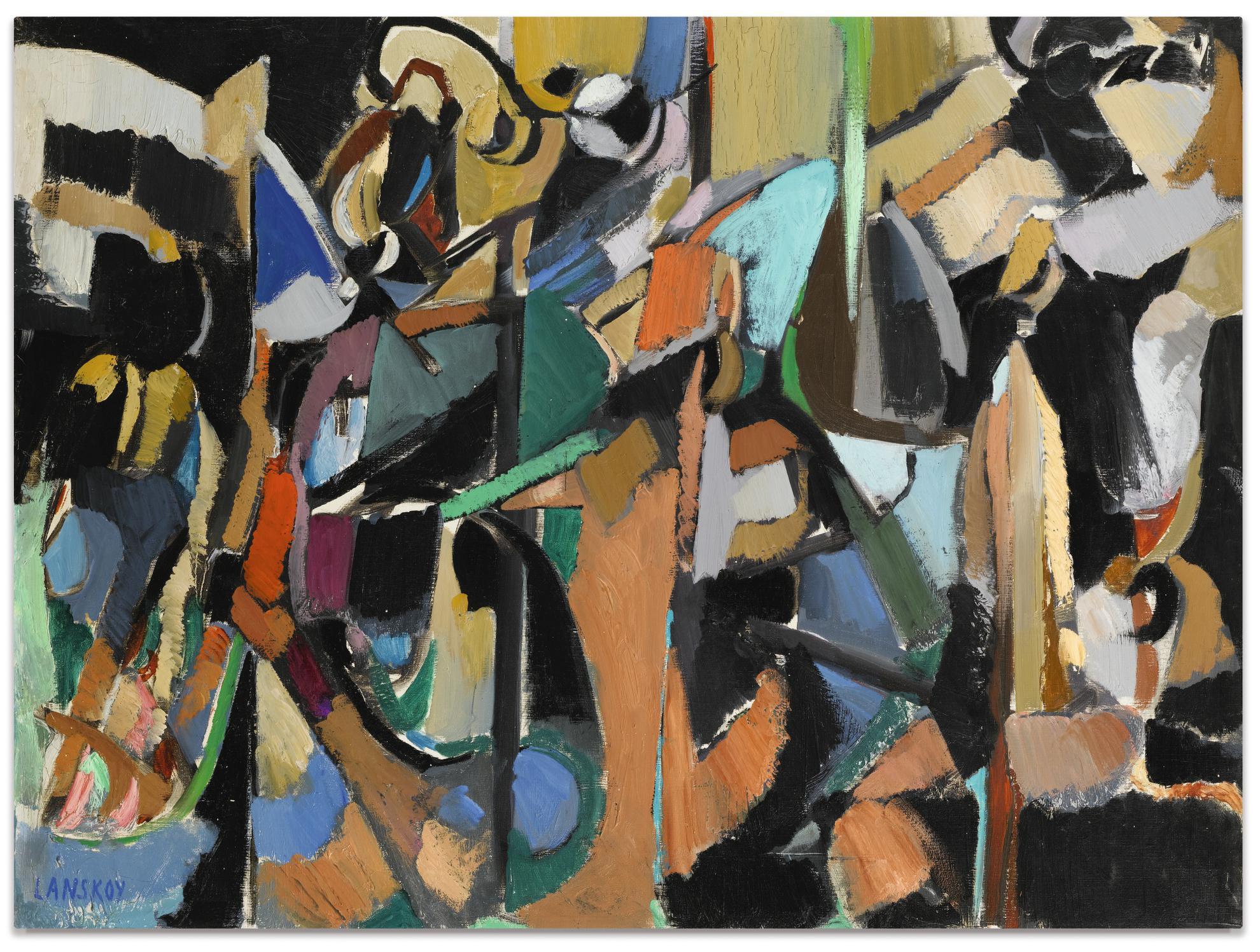 Andre Lanskoy-Les Journees Sans Pain-1961