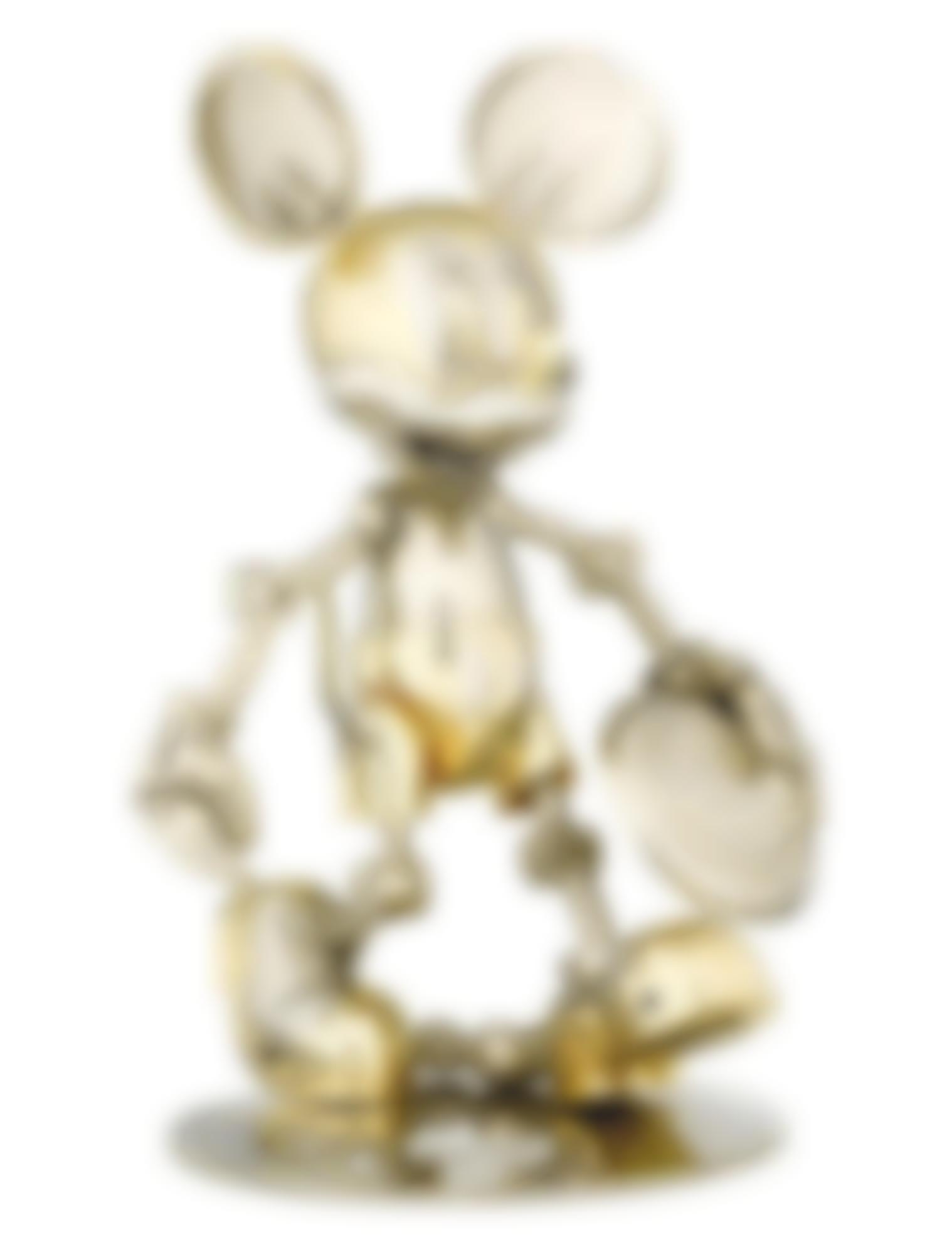 Sorayama Hajime - Dhyp. Future Mickey (Gold)-2004