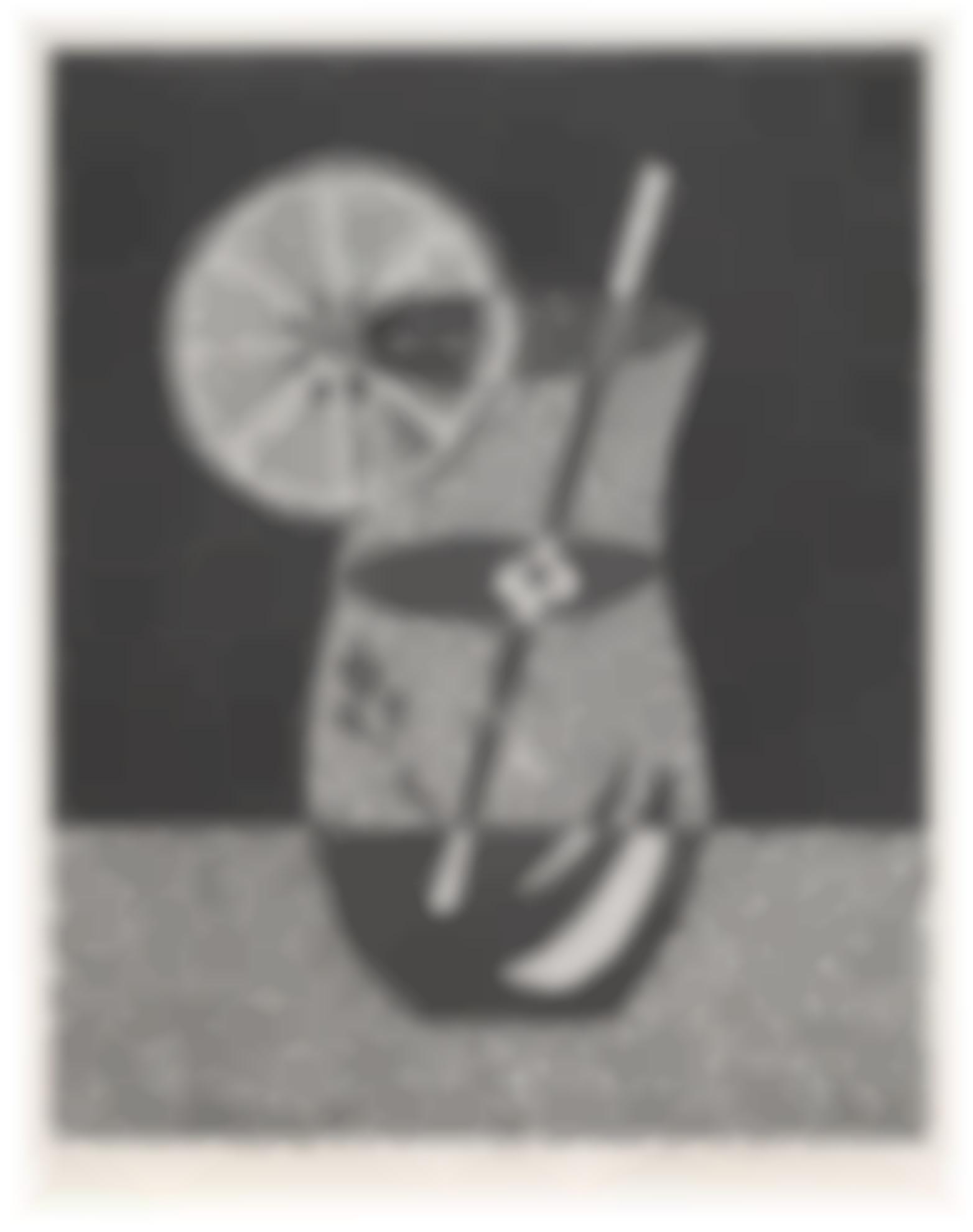Yayoi Kusama-Lemon Squash-1988