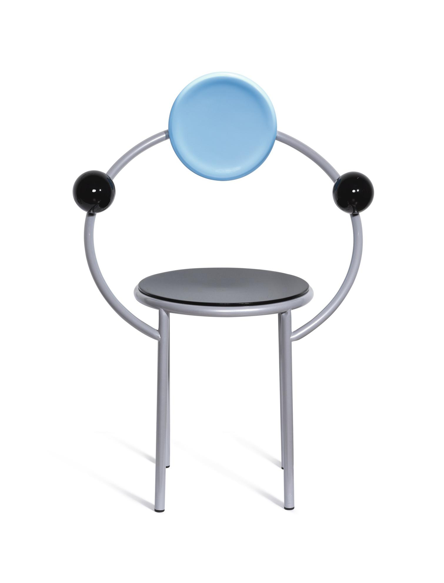 Michele De Lucchi - First Chair-1983
