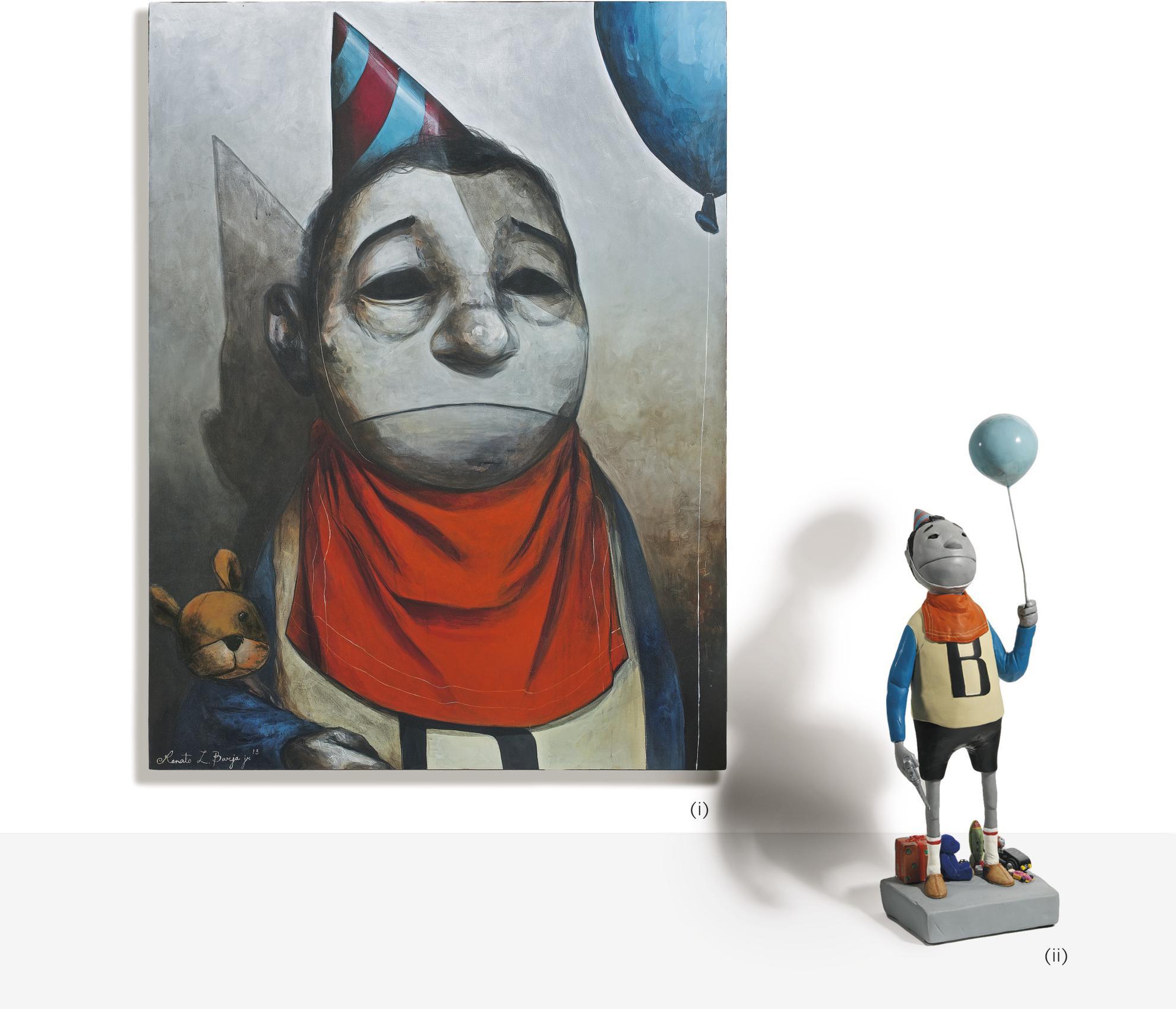 Renato Barja Jr - Birthday Boy (In Two Parts)-2013