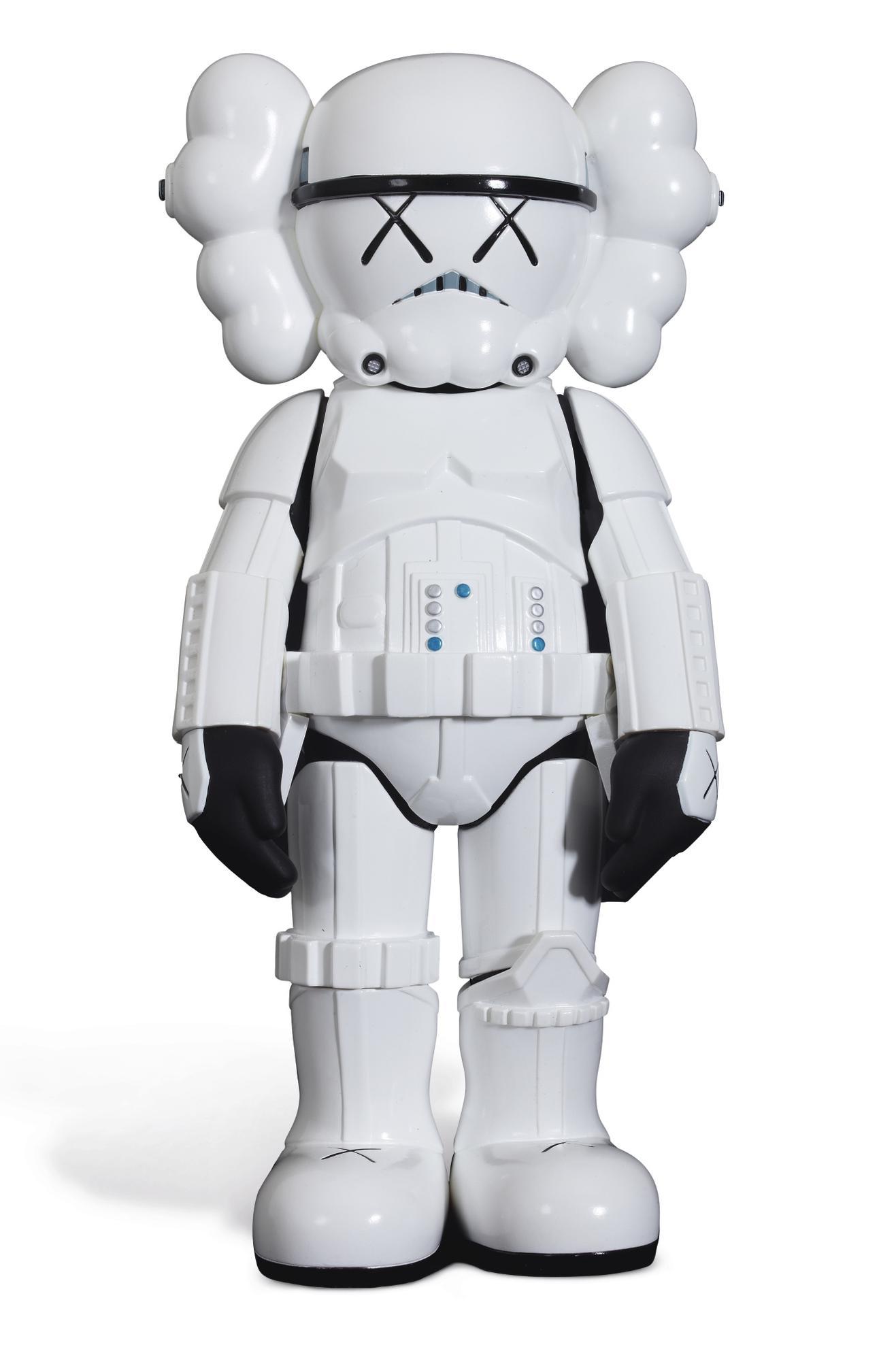 KAWS-Originalfake Stormtrooper-2008