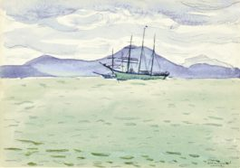 Albert Marquet-La Goulette-1926