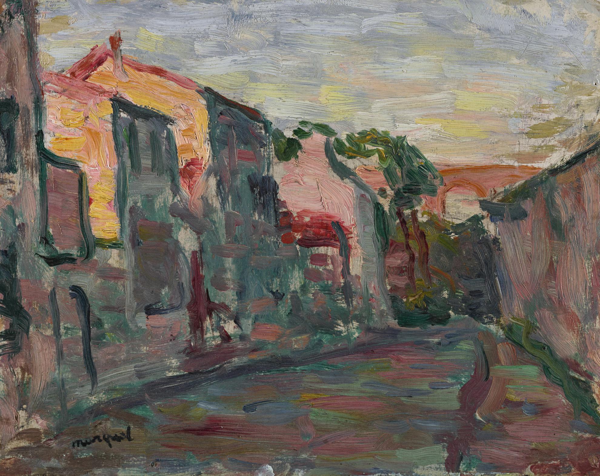 Albert Marquet-Arcueil-1899