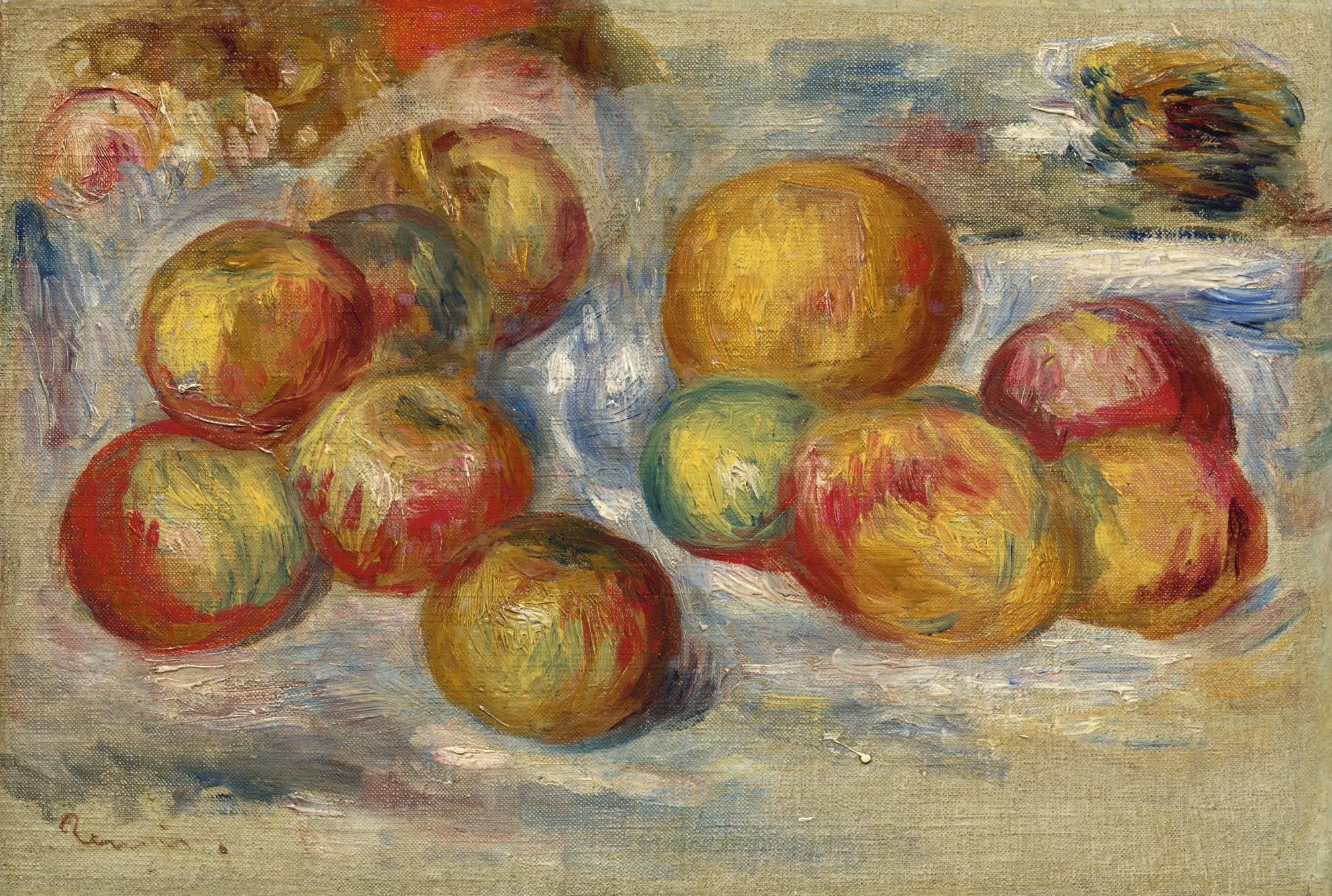 Pierre-Auguste Renoir-Pommes-1898