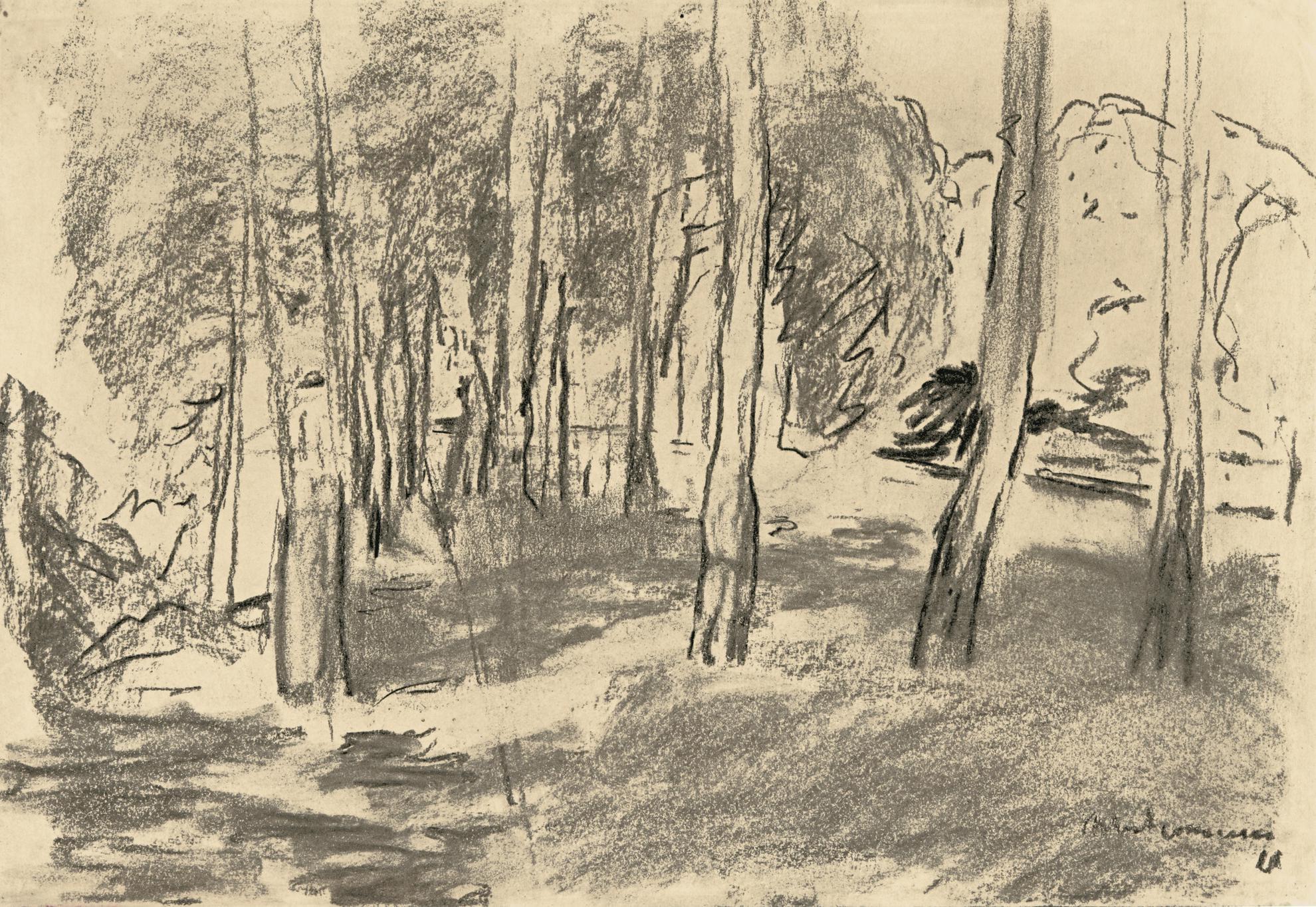 Max Liebermann-Garten Am Wannsee (Garden In Wannsee)-