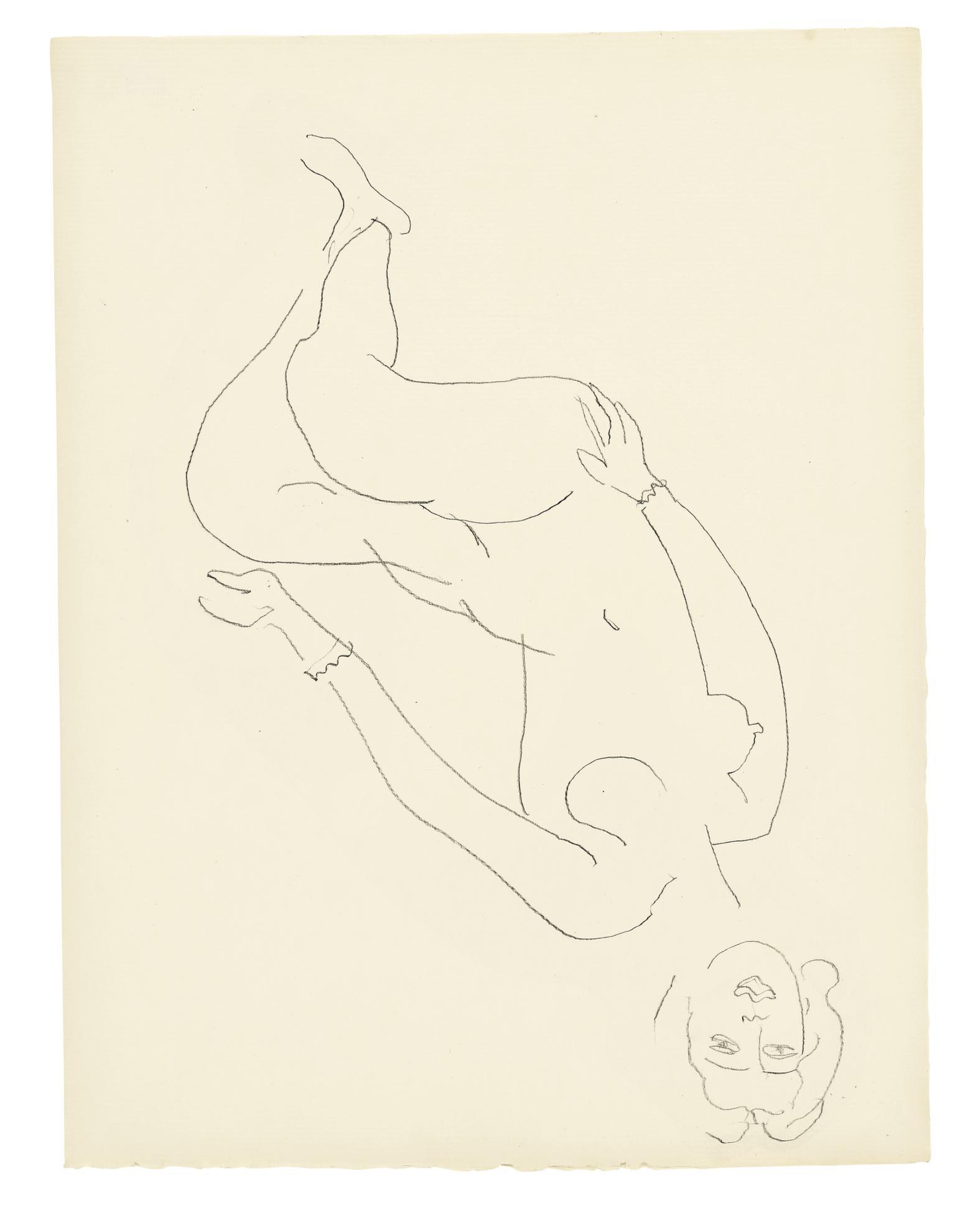 Henri Matisse-Nu-1930