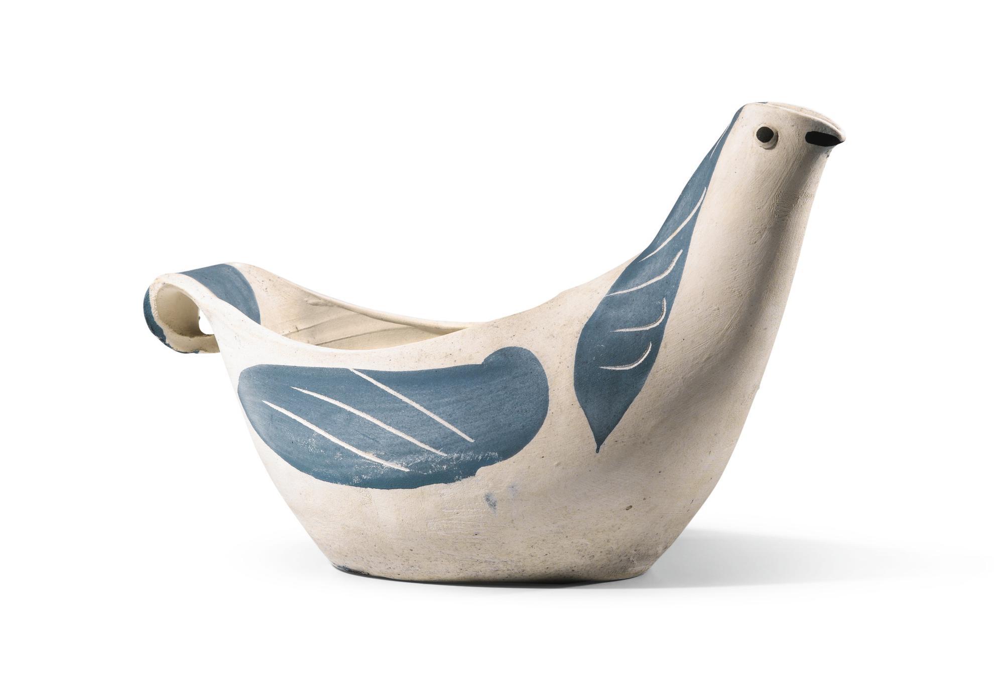 Pablo Picasso-Oiseau-1954