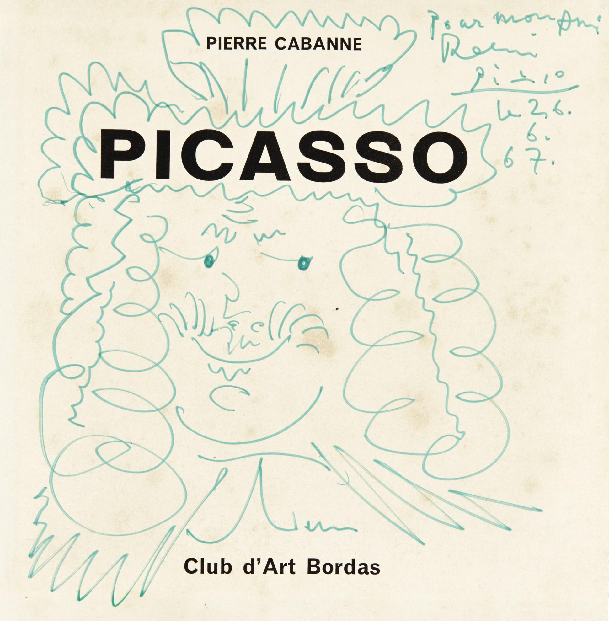 Pablo Picasso-Le Roi-1967