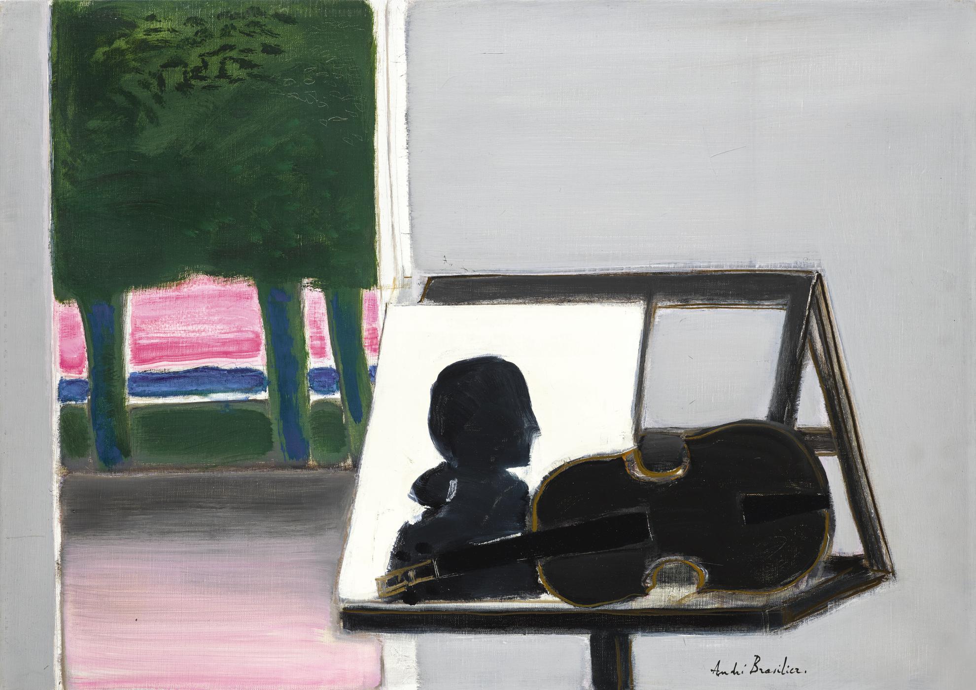 Andre Brasilier-Sonate Du Soir-1988