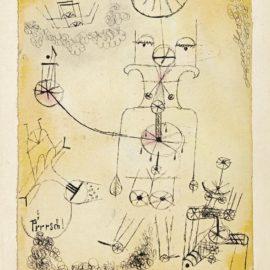 Paul Klee-Der Stolze Prrrsch (The Proud Prrrsch)-1920