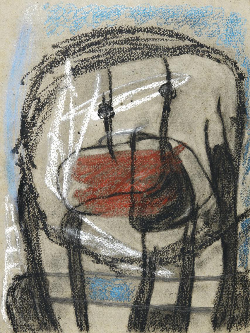 Joan Miro-Sans Titre-1977